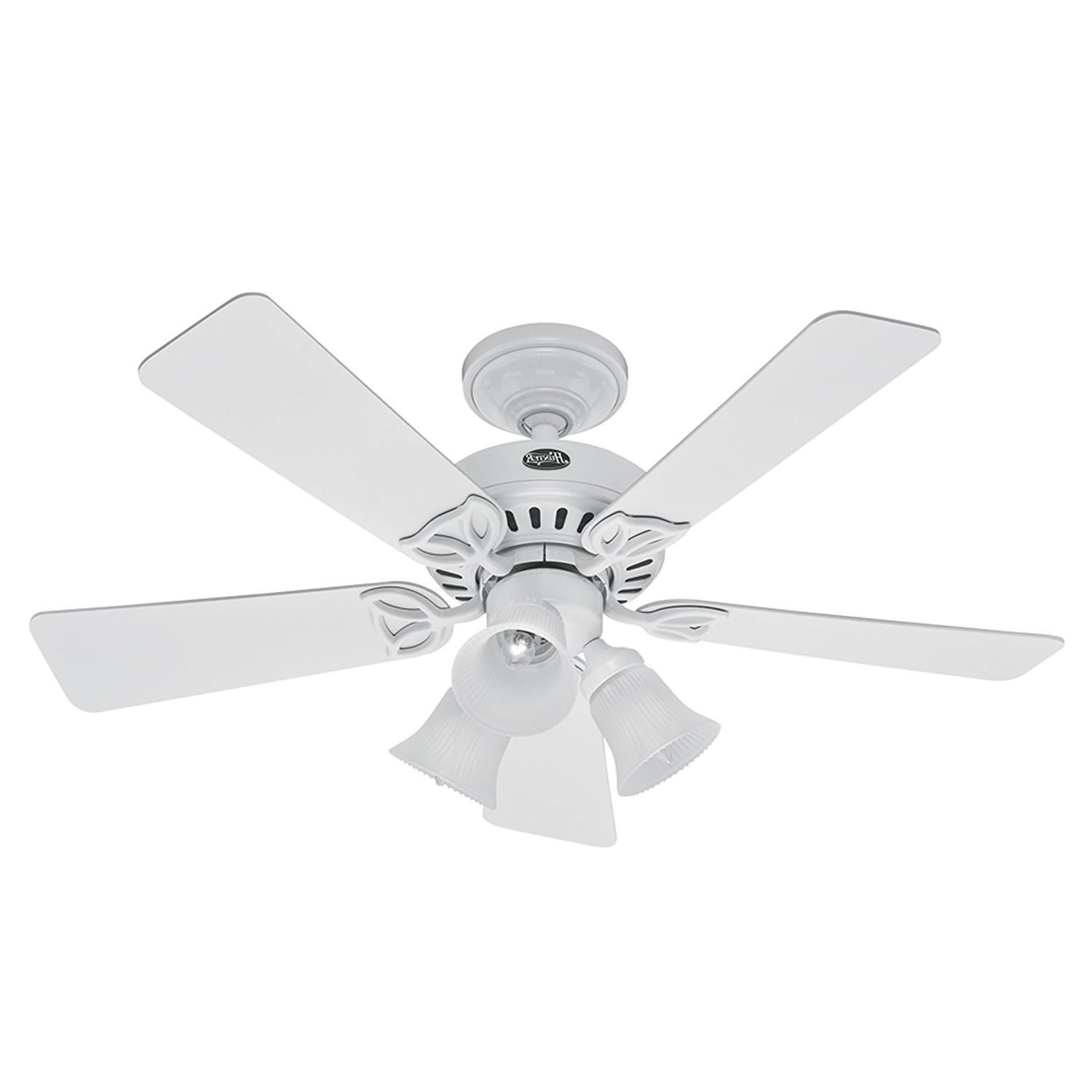 Famous Hunter Outdoor Ceiling Fans With White Lights Inside Ceiling Fan: Appealing Hunter Ceiling Fans Ideas Ceiling Fans (View 7 of 20)