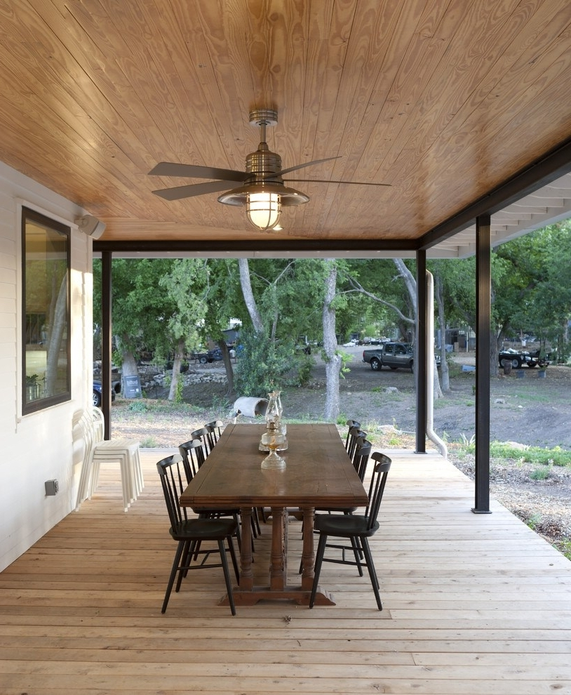 Famous Outdoor Ceiling Fans For Decks In Outdoor Ceiling Fans For Decks • Decks Ideas (Gallery 11 of 20)