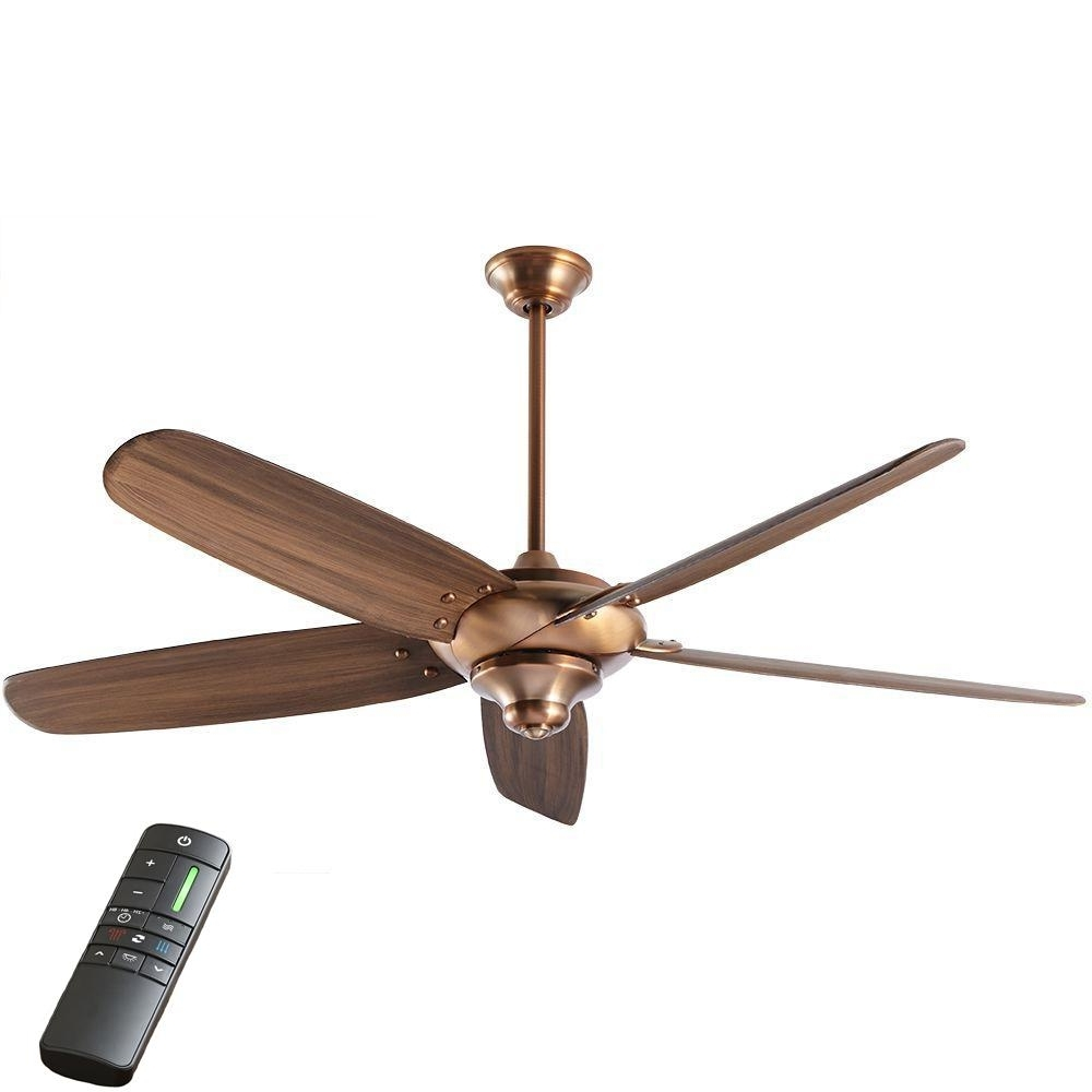 Famous Vintage Look Outdoor Ceiling Fans With Regard To Home Decorators Collection Altura Dc 68 In (View 2 of 20)