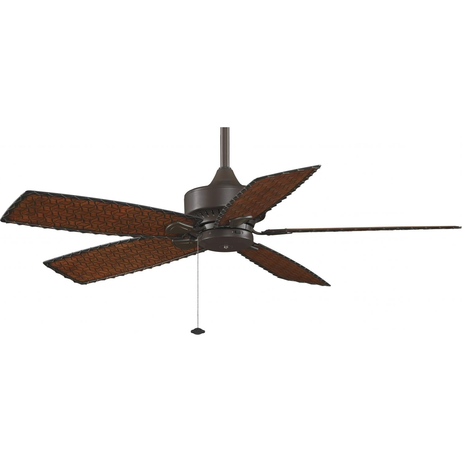 Fanimation Cancun 52 Inch Outdoor Ceiling Fan – Oil Rubbed Bronze With Famous Oil Rubbed Bronze Outdoor Ceiling Fans (View 4 of 20)