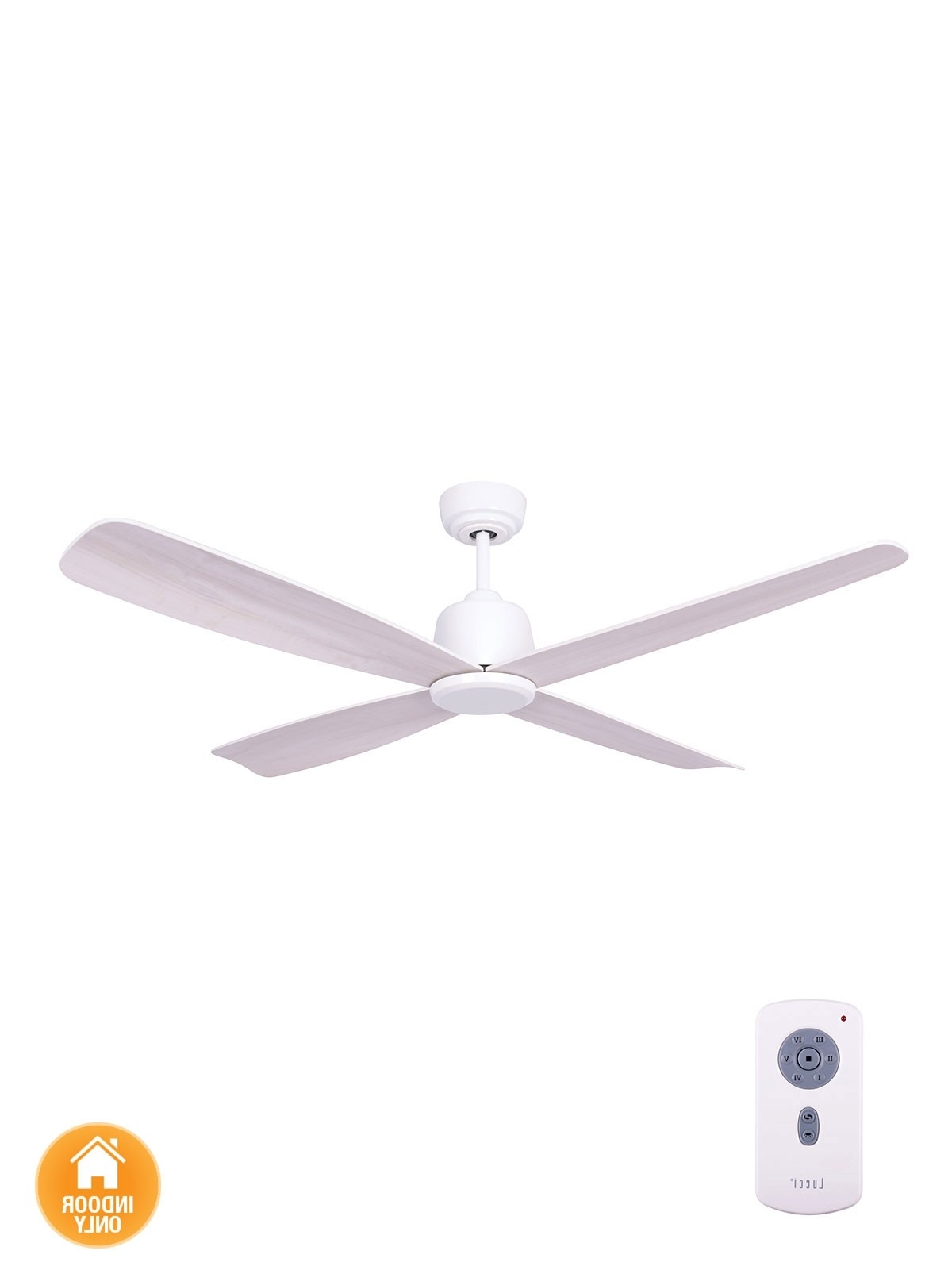 Fans Within Most Popular Outdoor Ceiling Fans Under $100 (Gallery 16 of 20)