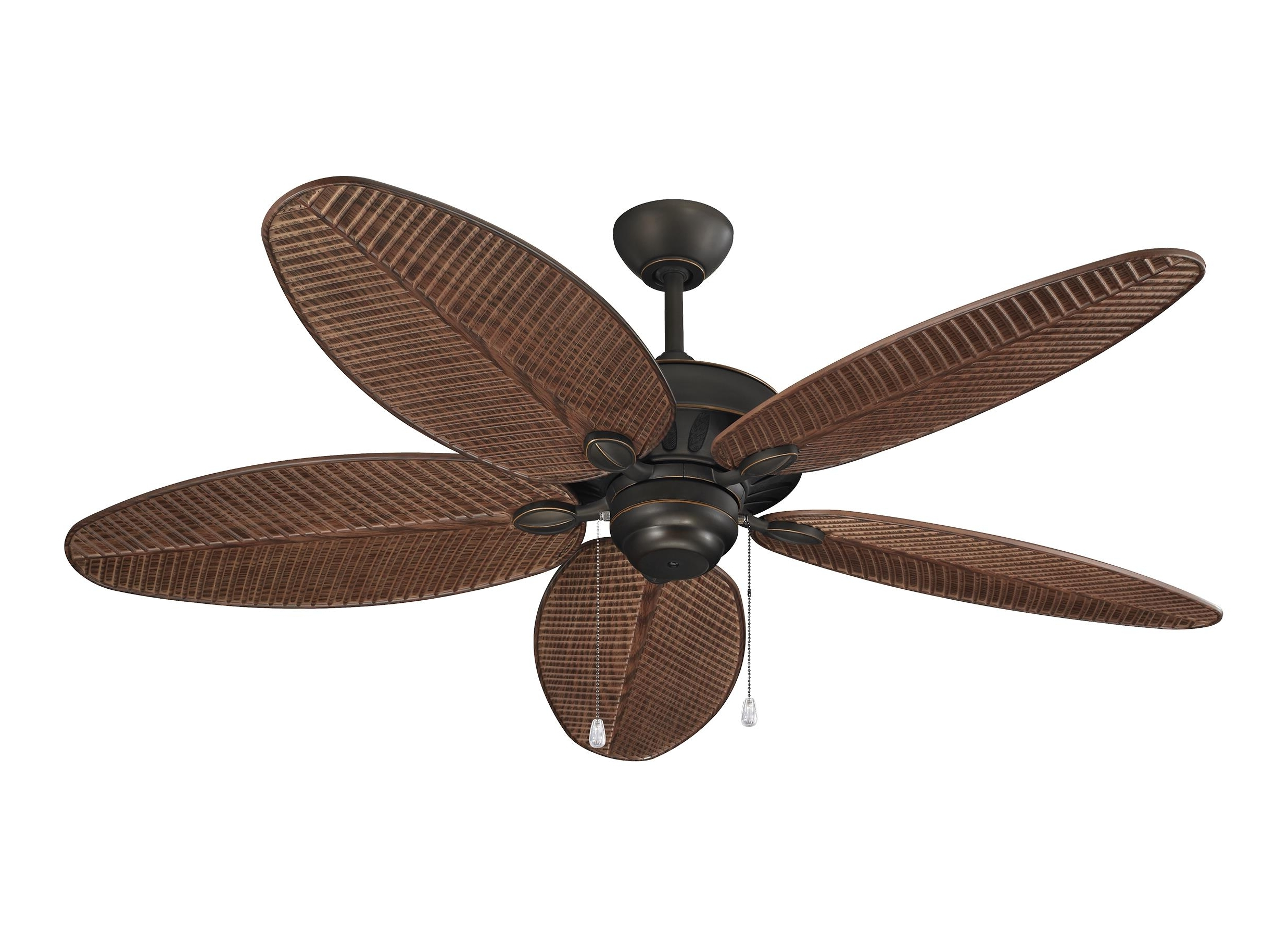"Fashionable 5cu52rb,52"" Cruise Outdoor Fan – Roman Bronze (wet Rated) ,roman Bronze Throughout Outdoor Ceiling Fans With Schoolhouse Light (View 12 of 20)"