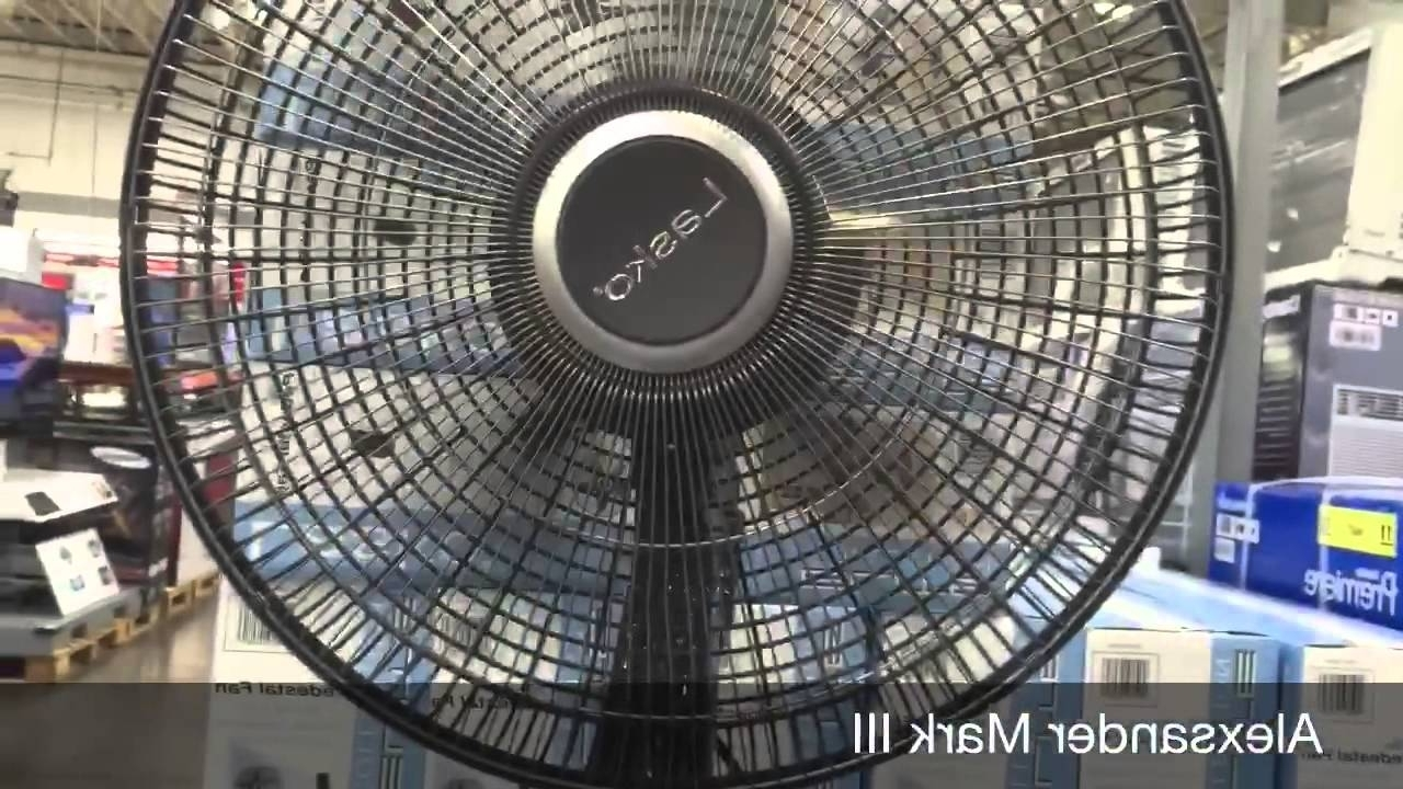 Fashionable Outdoor Ceiling Fans At Costco Intended For Lasko Fans At Costco (View 3 of 20)