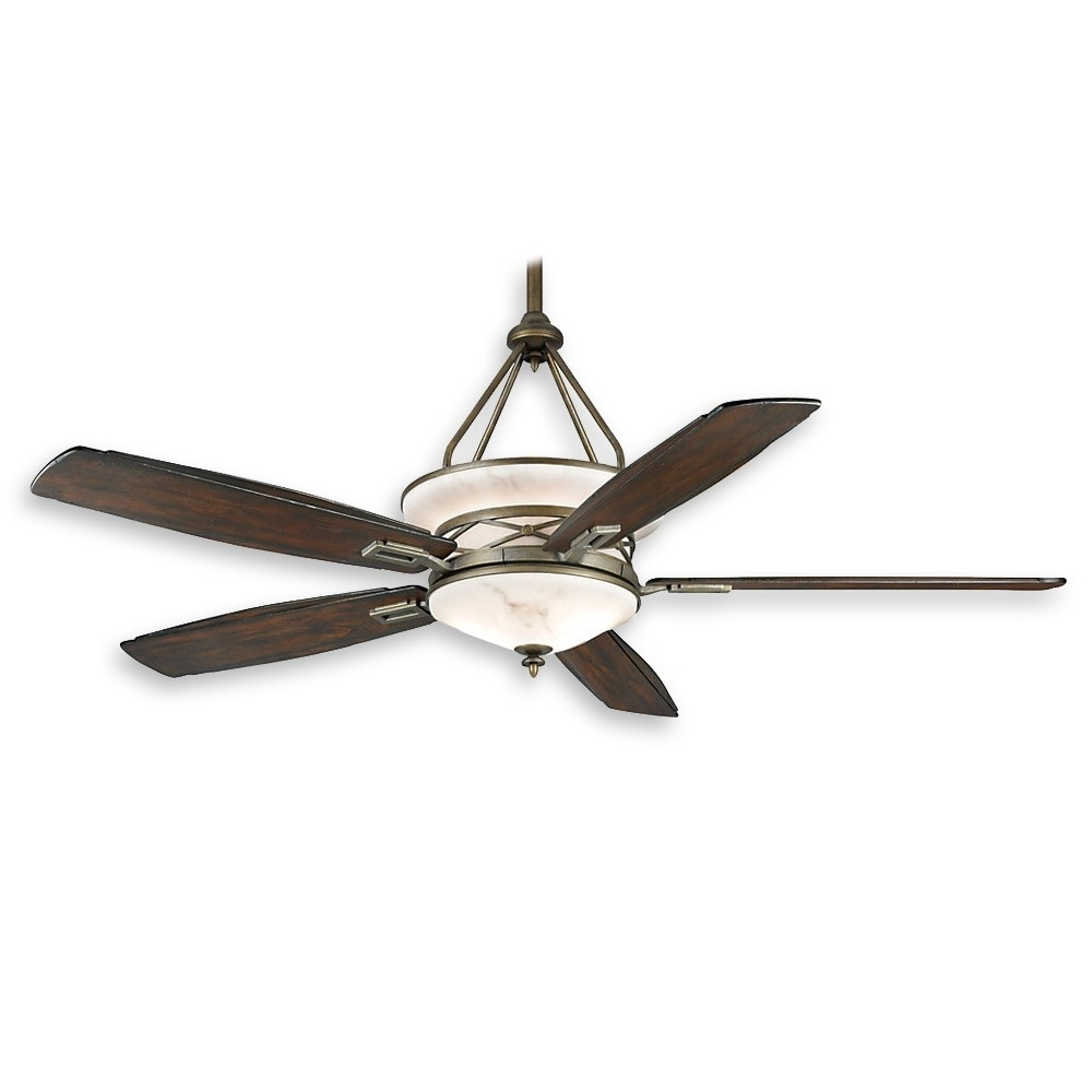 Fashionable Outdoor Ceiling Fans With Uplights With Casablanca Atria Ceiling Fan C18G500F – 68 Inch Aged Bronze W (Gallery 9 of 20)