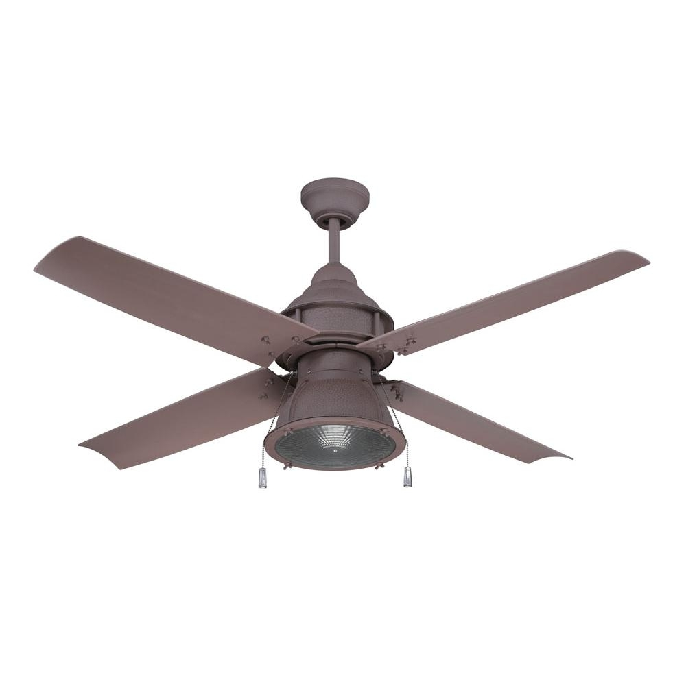 Fashionable Rustic Outdoor Ceiling Fans With Lights With Regard To Ceiling: Awesome Rustic Outdoor Ceiling Fans Rustic Ceiling Fans (Gallery 10 of 20)