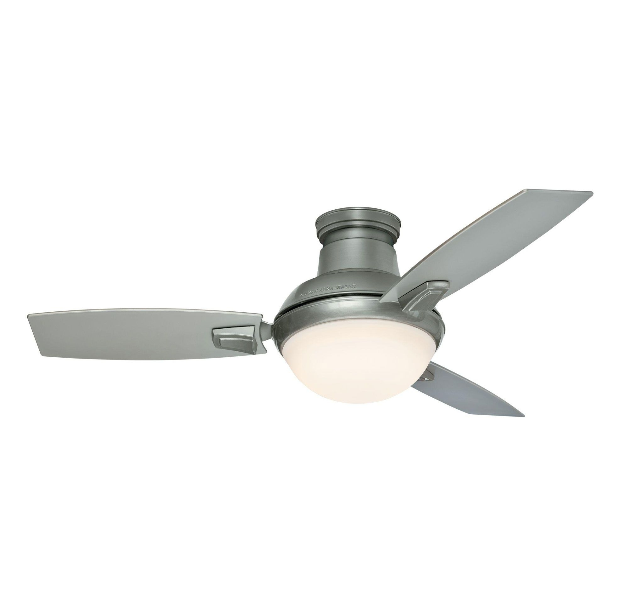 Fashionable Verse 44 Inch Led Ceiling Fan Is Perfect For A Small Or Medium Sized Inside 44 Inch Outdoor Ceiling Fans With Lights (Gallery 13 of 20)
