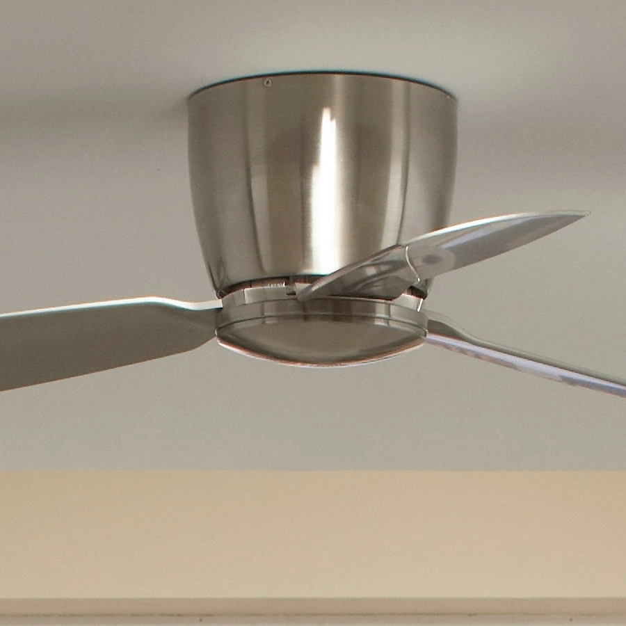 Favorite Hugger, Flush Mount & Low Profile Ceiling Fans For 8 Foot Ceilings With 36 Inch Outdoor Ceiling Fans With Light Flush Mount (Gallery 18 of 20)