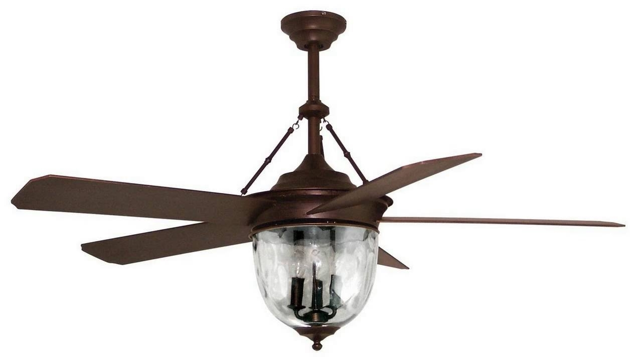 Favorite Litex E Km52Abz5Cmr Knightsbridge Collection 52 Inch Indoor/outdoor Within Ellington Outdoor Ceiling Fans (View 9 of 20)
