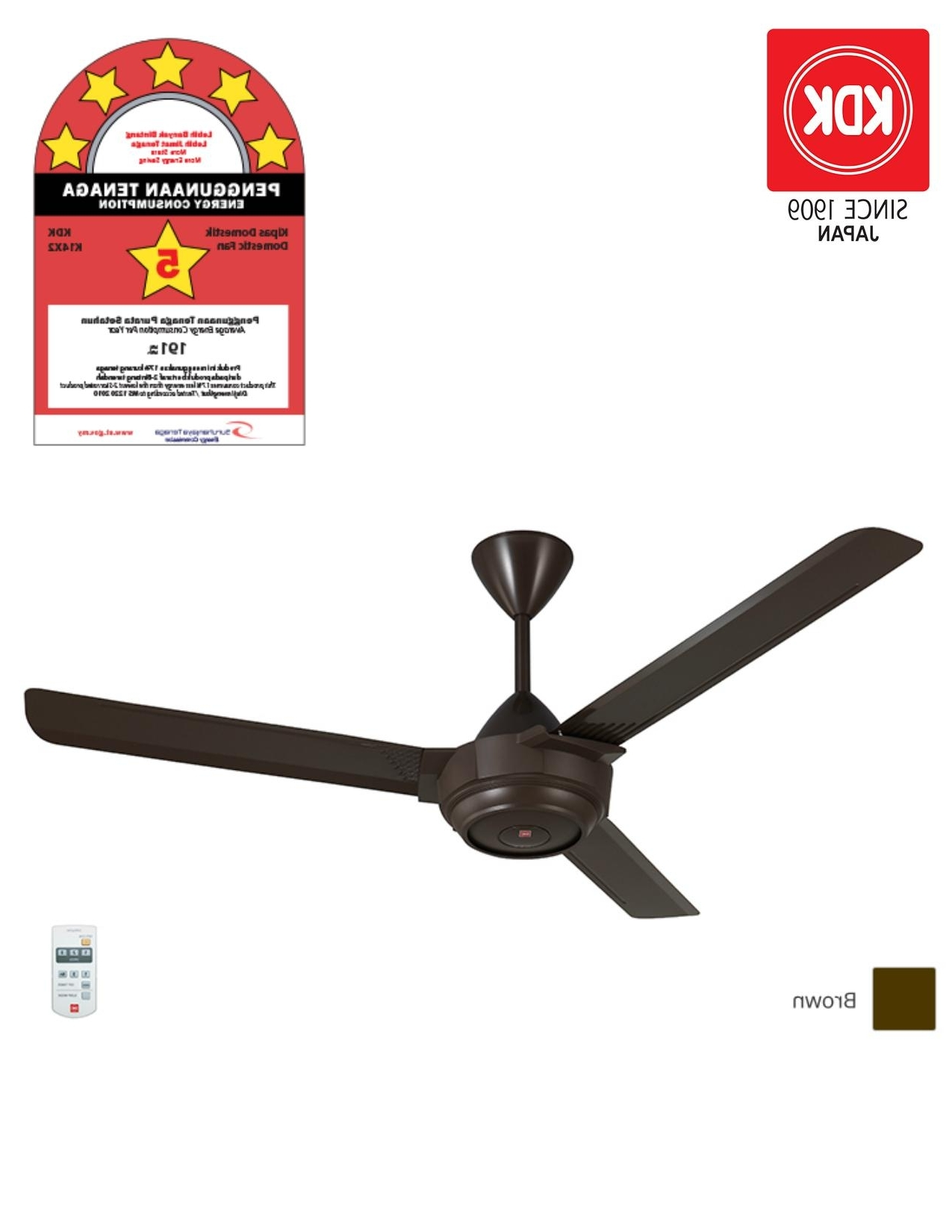 Heavy Duty Outdoor Ceiling Fans For Popular Kdk Cooling & Heating – Fans Price In Malaysia – Best Kdk Cooling (View 9 of 20)