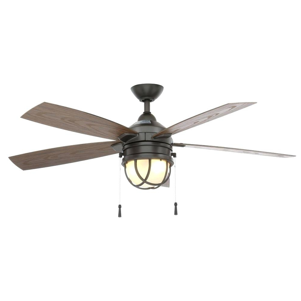 Home Depot Outdoor Fans Misting Ceiling Fan Blades In Well Known Outdoor Ceiling Fans With Misters (View 4 of 20)
