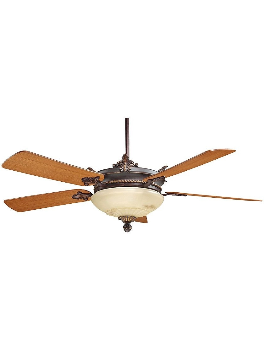 House Of Within Trendy Victorian Outdoor Ceiling Fans (View 18 of 20)