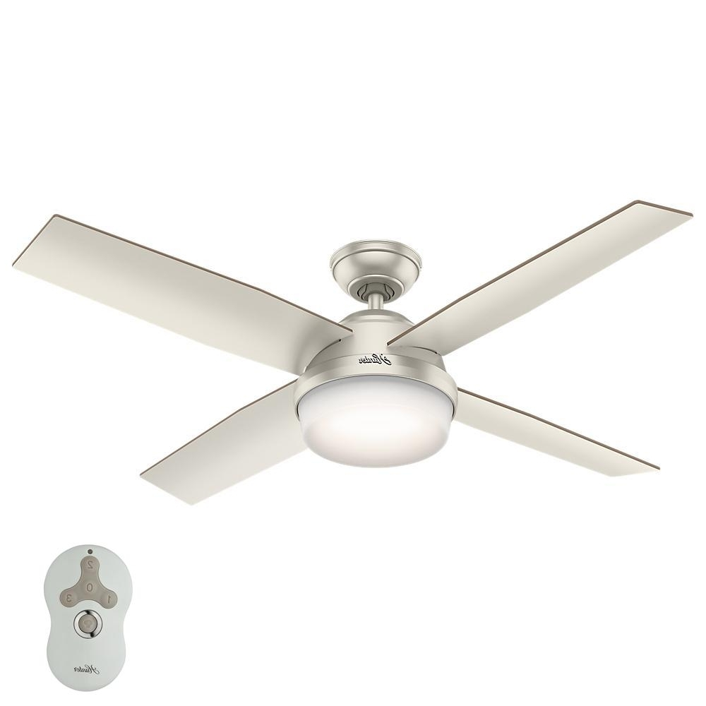 Hunter Indoor Outdoor Ceiling Fans With Lights Ceiling, Hunter Throughout Most Recently Released Hunter Indoor Outdoor Ceiling Fans With Lights (View 9 of 20)