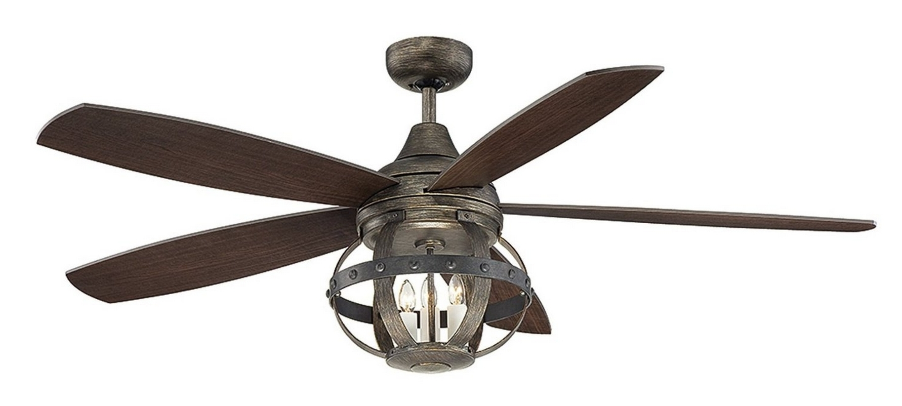 Industrial Outdoor Ceiling Fans Throughout 2019 Industrial Outdoor Ceiling Fan With Light Industrial Outdoor Ceiling (Gallery 6 of 20)