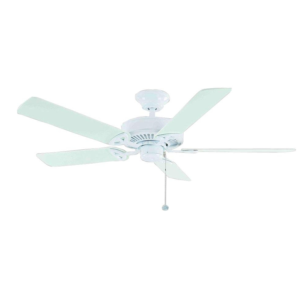 Latest Outdoor Ceiling Fans For High Wind Areas Intended For Hunter – Outdoor – Ceiling Fans – Lighting – The Home Depot (View 10 of 20)