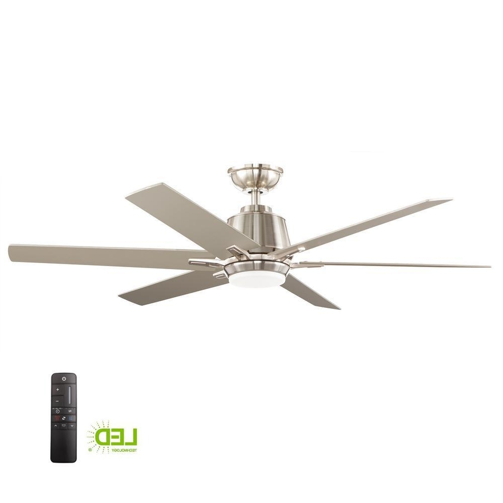 Latest Outdoor Ceiling Fans With Guard Inside Home Decorators Collection Kensgrove 54 In (View 6 of 20)