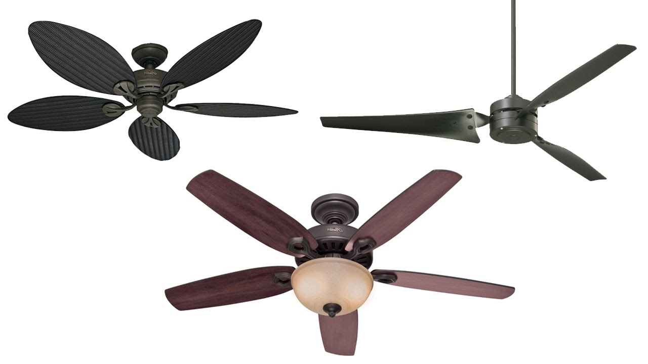 Latest Outdoor Ceiling Fans With Speakers Intended For Top 5 Best Outdoor Ceiling Fans Reviews 2016, Cheap Outdoor Ceiling (View 10 of 20)