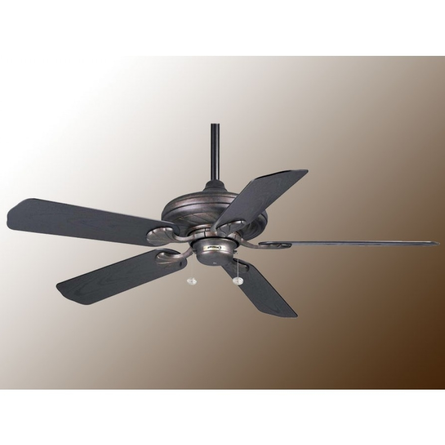 Latest Outdoor Ceiling Fans With Uplights Throughout Lanai Ceiling Fancasablanca – Wet Outdoor Ceiling Fans (View 18 of 20)