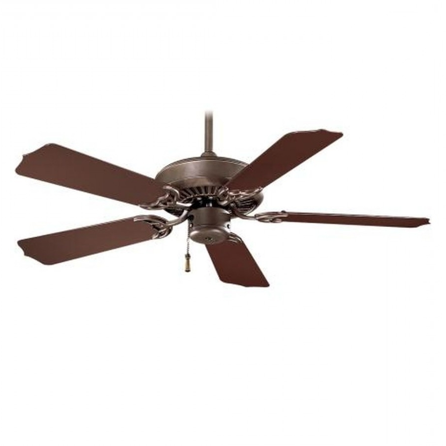 Latest Sundance 5 Blade 42 Inch Outdoor Ceiling Fan With Regard To 42 Inch Outdoor Ceiling Fans (View 13 of 20)
