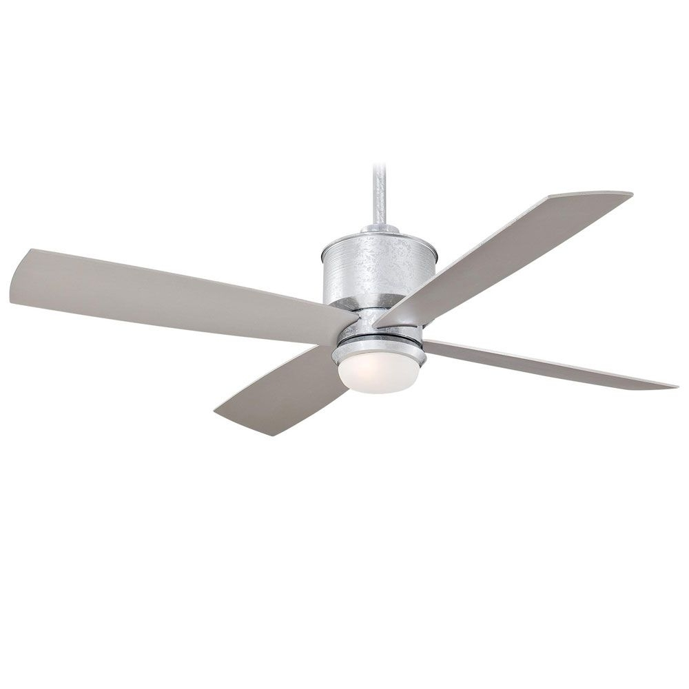 Lighting & Furniture Regarding Outdoor Ceiling Fans With Galvanized Blades (View 4 of 20)