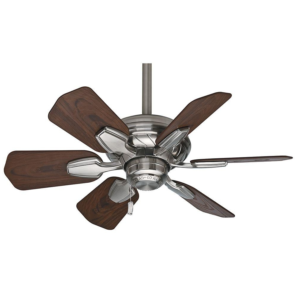 Lowes Outdoor Ceiling Fans With Lights Throughout Best And Newest Brushed Nickel Outdoor Ceiling Fan With Light Best Lowes Ceiling (View 10 of 20)
