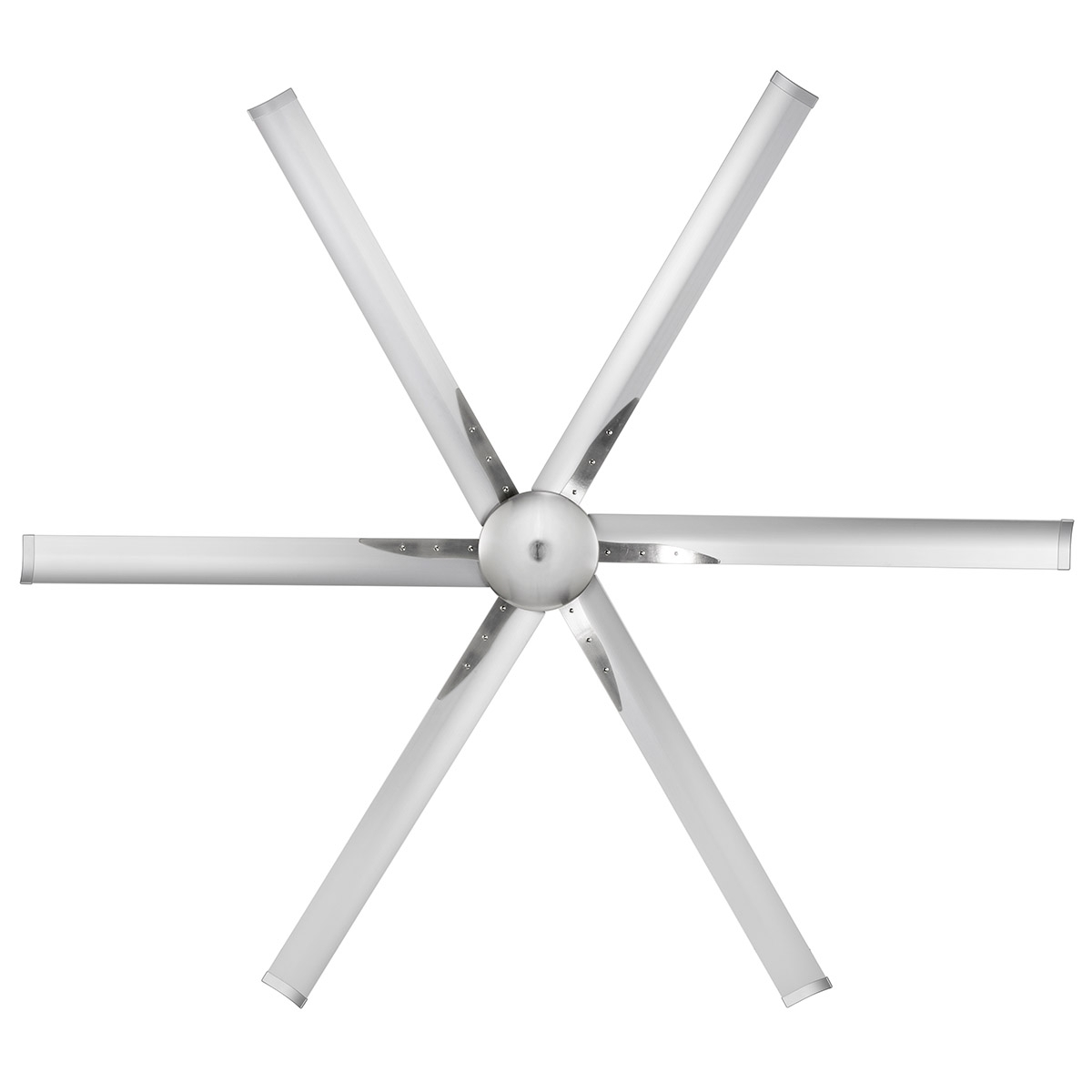 Maelstrom 84″ Dc Ceiling Fan – Brilliant Lighting Within Outdoor Ceiling Fans With Aluminum Blades (View 6 of 20)