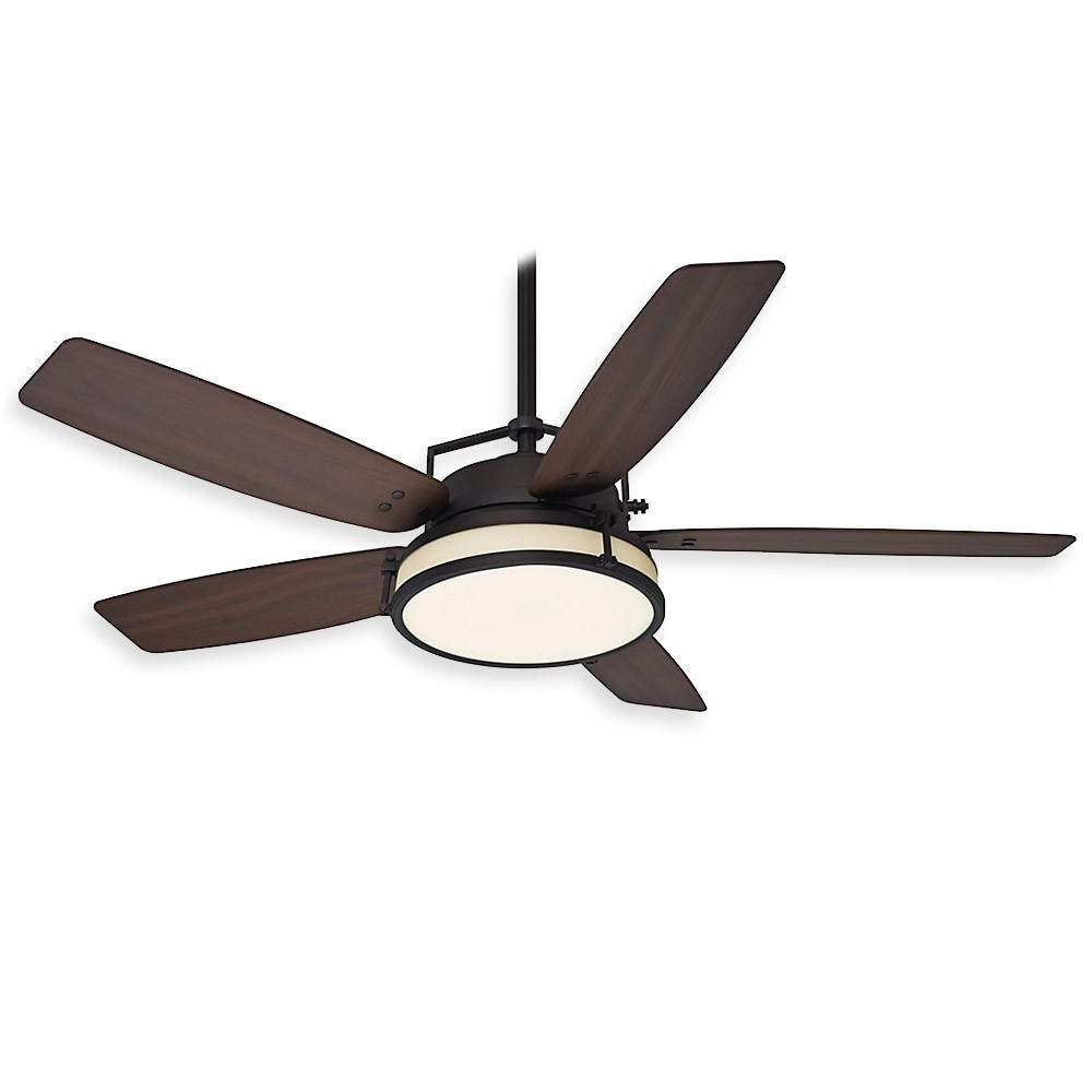 Mission Style Outdoor Ceiling Fan (View 14 of 20)