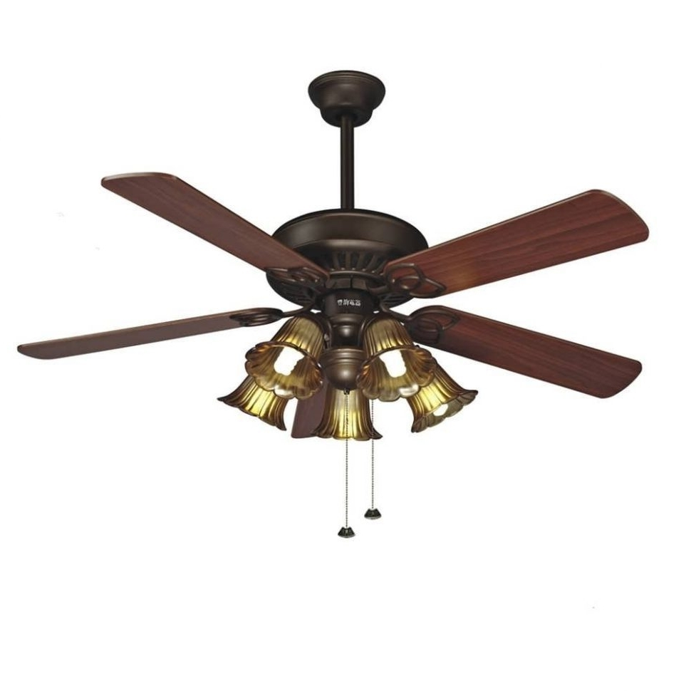 Modern Bronze Likable Rustic Outdoor Ceiling Fan Light Kit Covers With Regard To Best And Newest Rustic Outdoor Ceiling Fans With Lights (View 7 of 20)