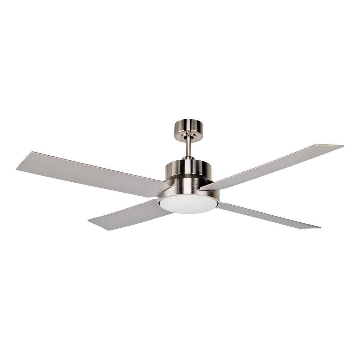 Modern Outdoor Ceiling Fans With Lights Inside Most Current Dialogue Outdoor Ceiling Fan :: Stori Modern (View 6 of 20)