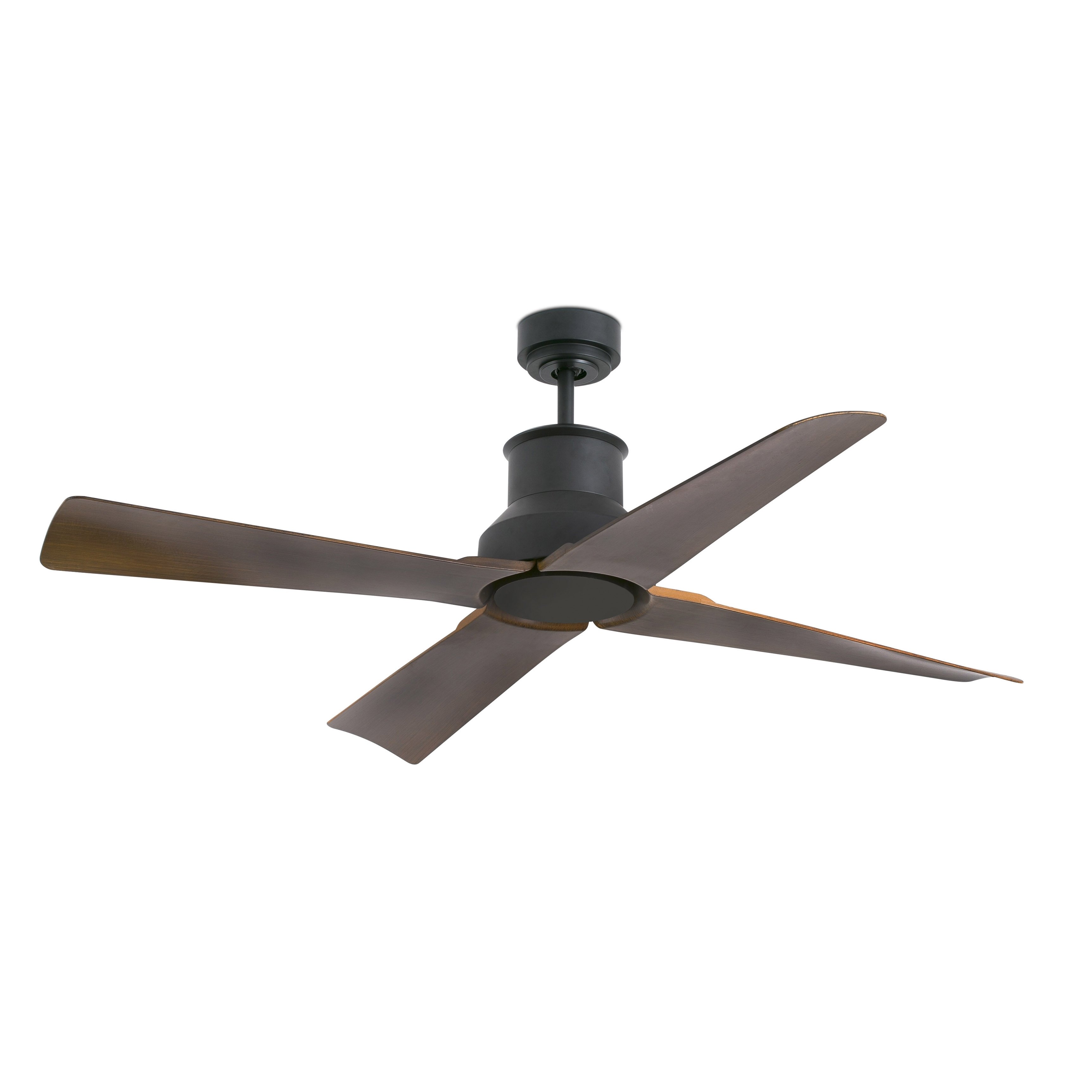 Most Current High Volume Outdoor Ceiling Fans For Winche Brown Ceiling Fan With Dc Motor – Faro (View 11 of 20)