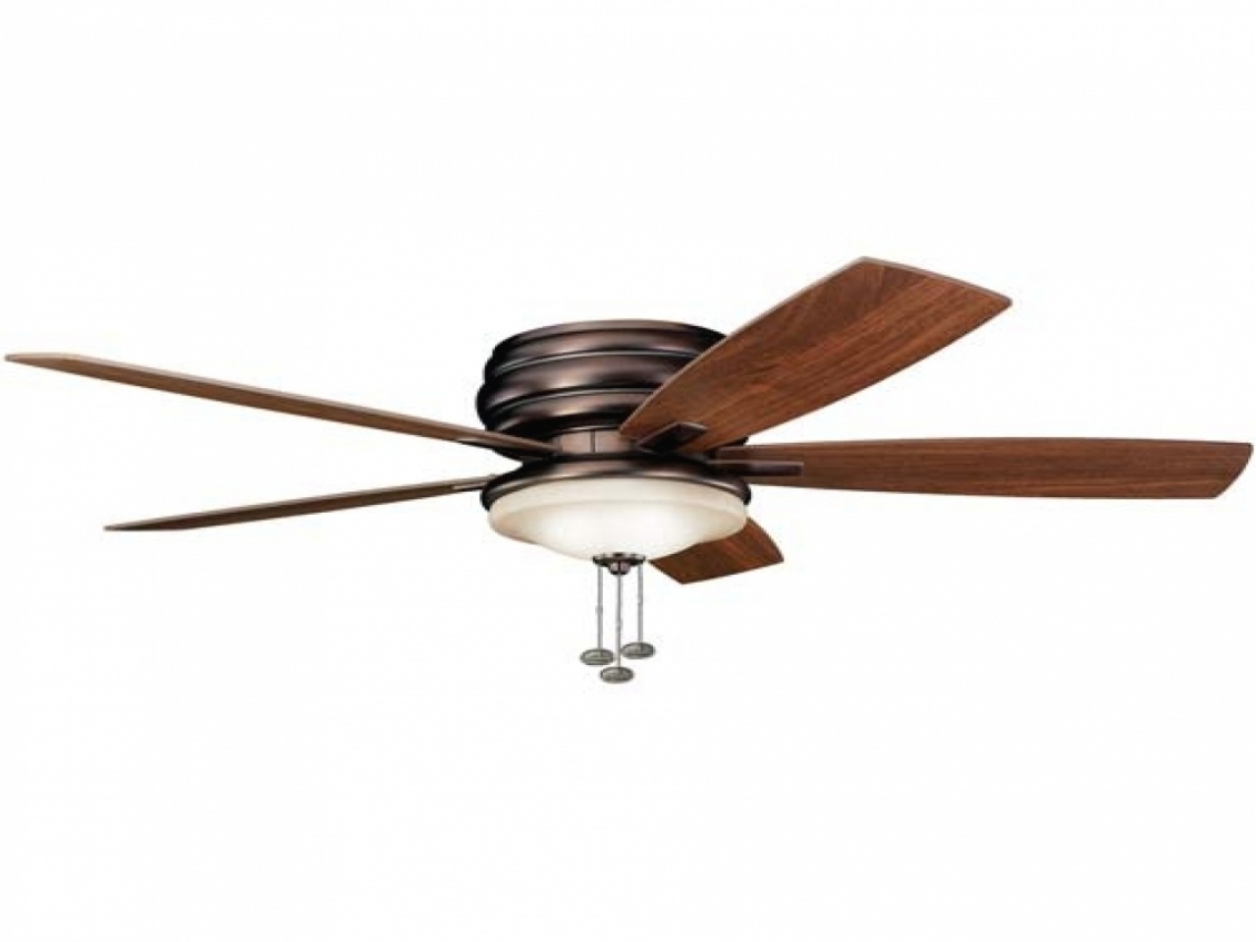 Most Current Home Decor: Damp Rated Outdoor Ceiling Fans Flush Mount Regarding With Regard To Outdoor Ceiling Fans With Lights Damp Rated (View 7 of 20)