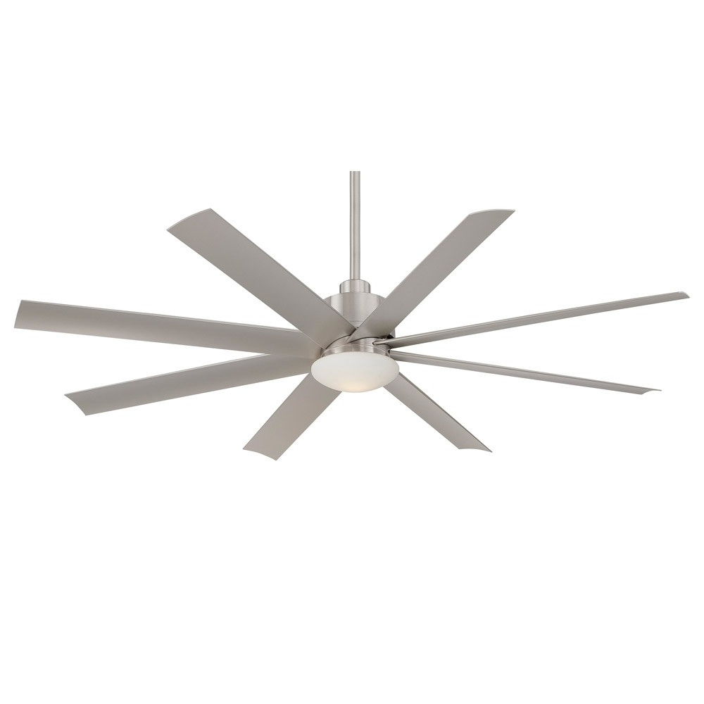 Most Current Minka Aire Slipstream Ceiling Fan – 65 Inch Fan With Eight Blades Throughout Contemporary Outdoor Ceiling Fans (View 12 of 20)