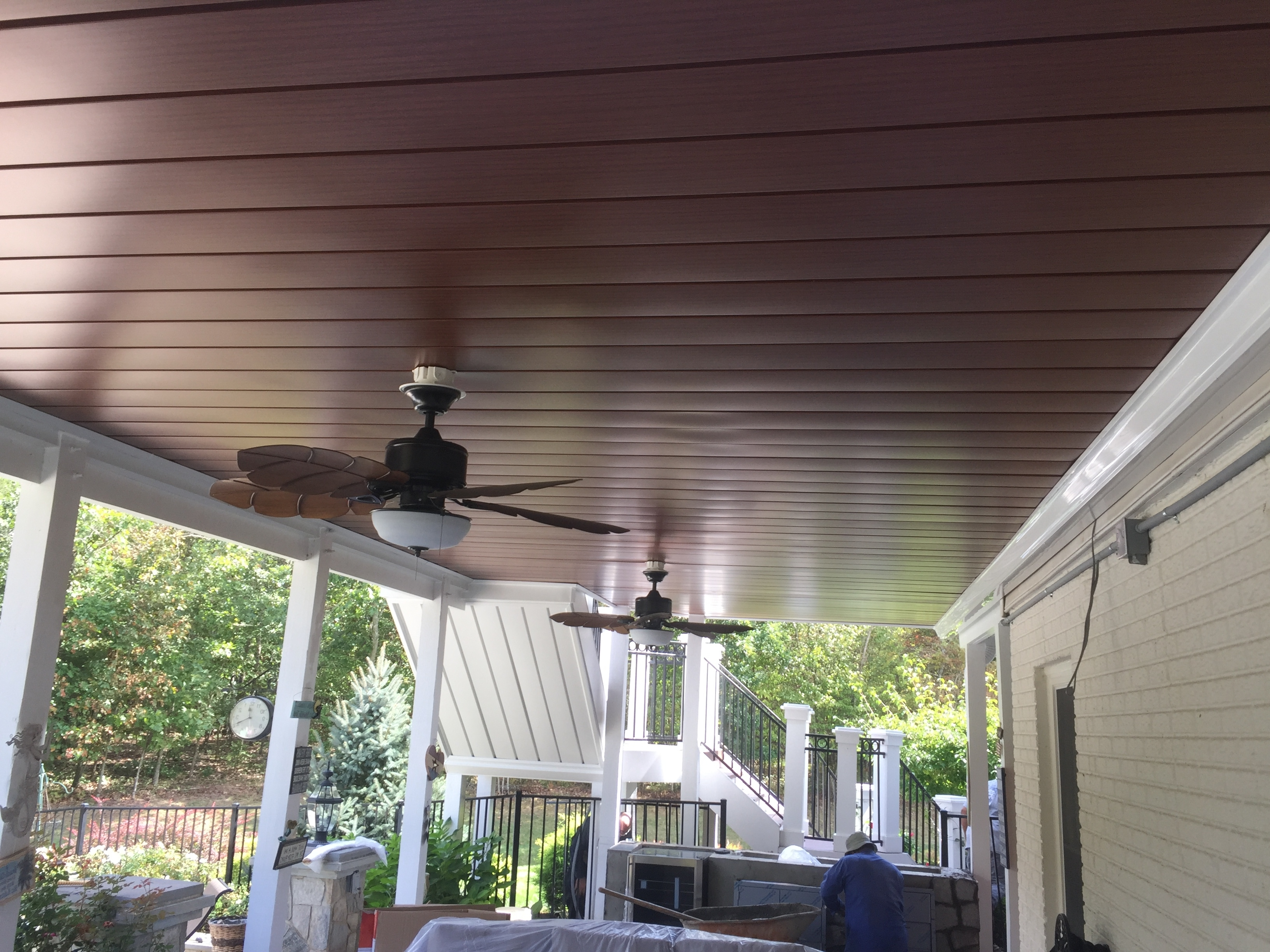 Most Current Outdoor Ceiling Fans For Decks Inside Install Outdoor Ceiling Fan Under Deck Www, Install Ceiling Fan (View 8 of 20)