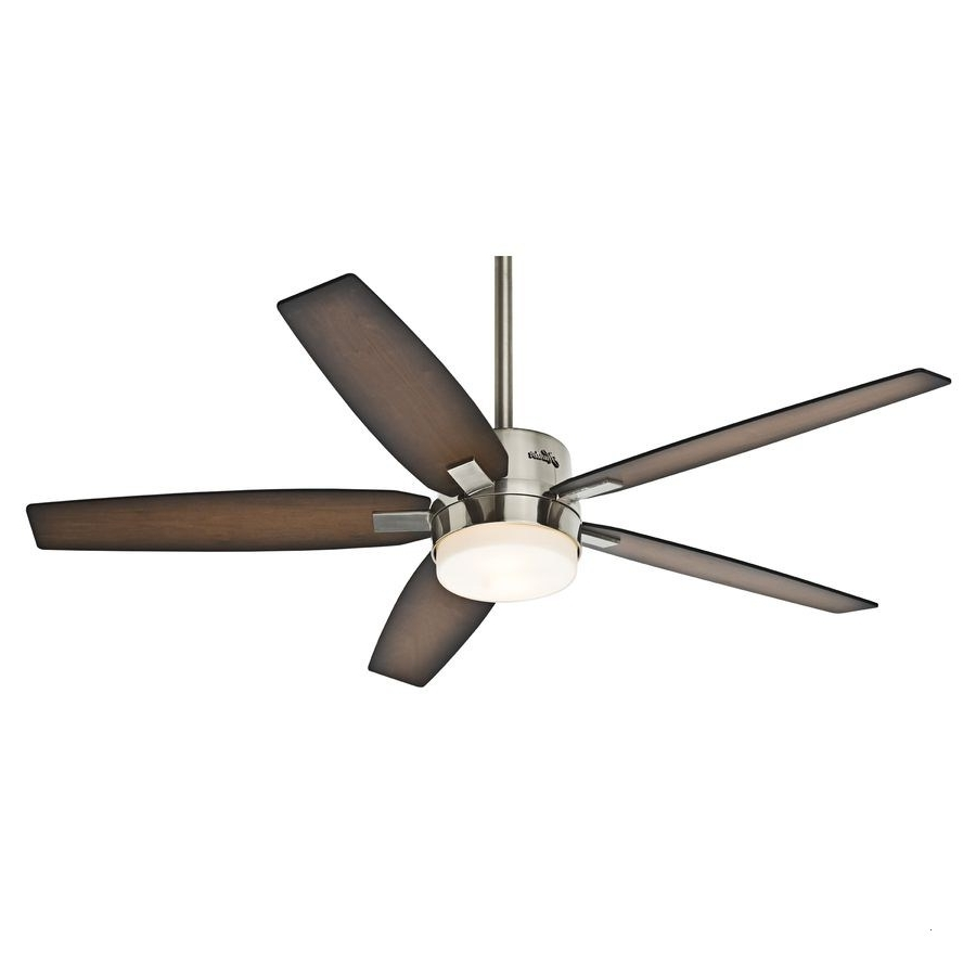 Most Current Outdoor Ceiling Fans With Lights And Remote Beautiful Shop Hunter Regarding Outdoor Ceiling Fans With Long Downrod (Gallery 10 of 20)