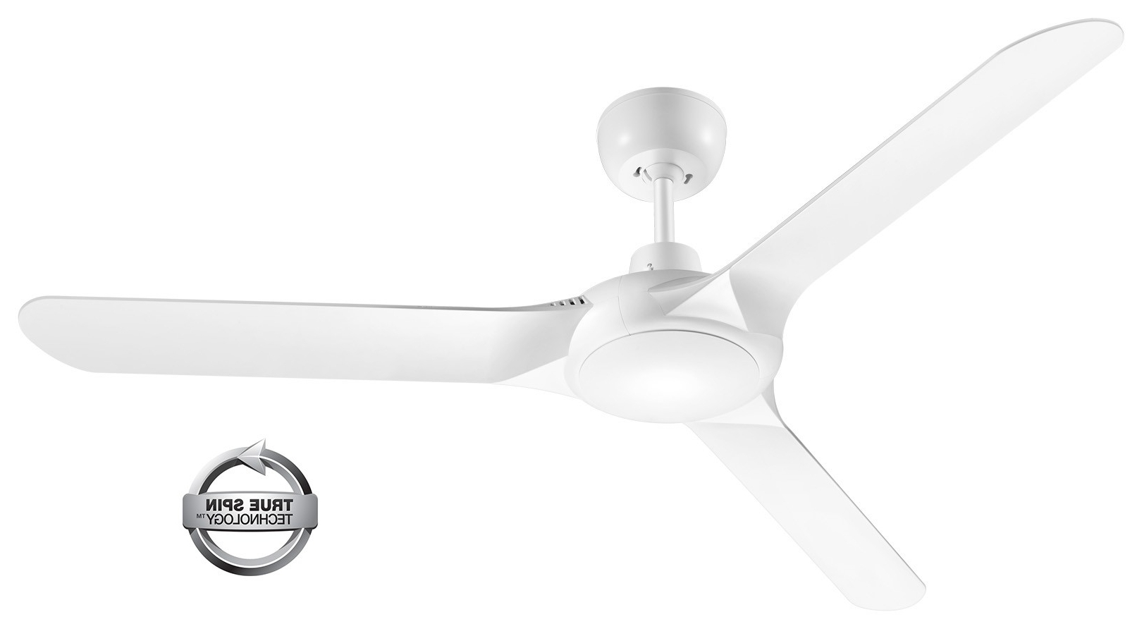 Most Current Outdoor Ceiling Fans With Plastic Blades With Regard To Spyda – Ventair (View 10 of 20)