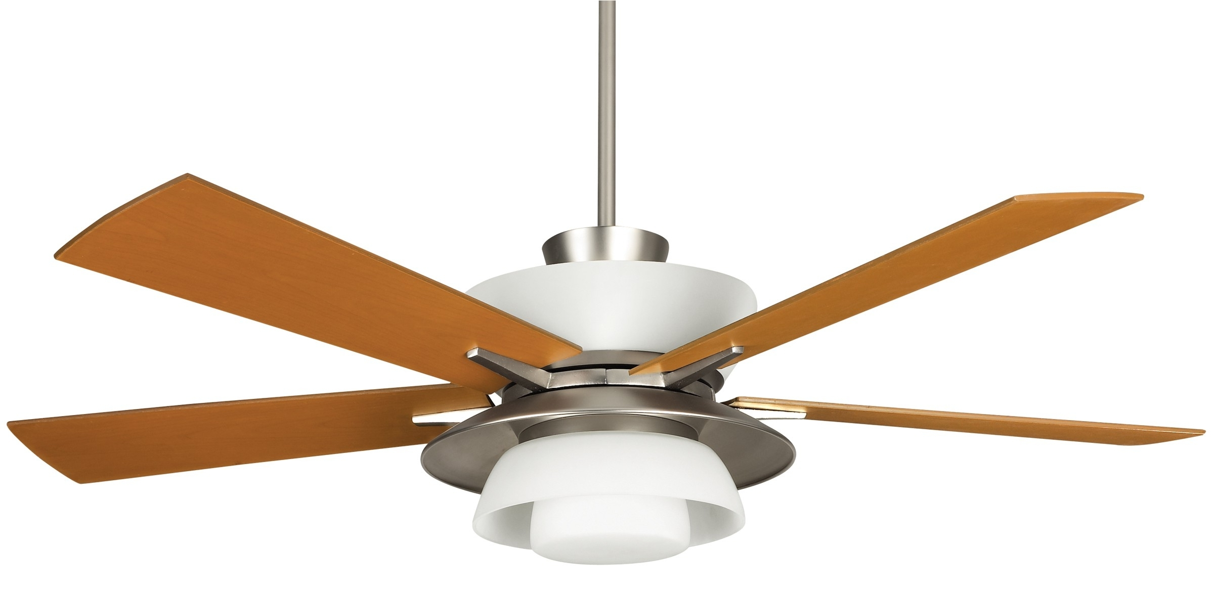 Featured Photo of Outdoor Ceiling Fans with Uplights