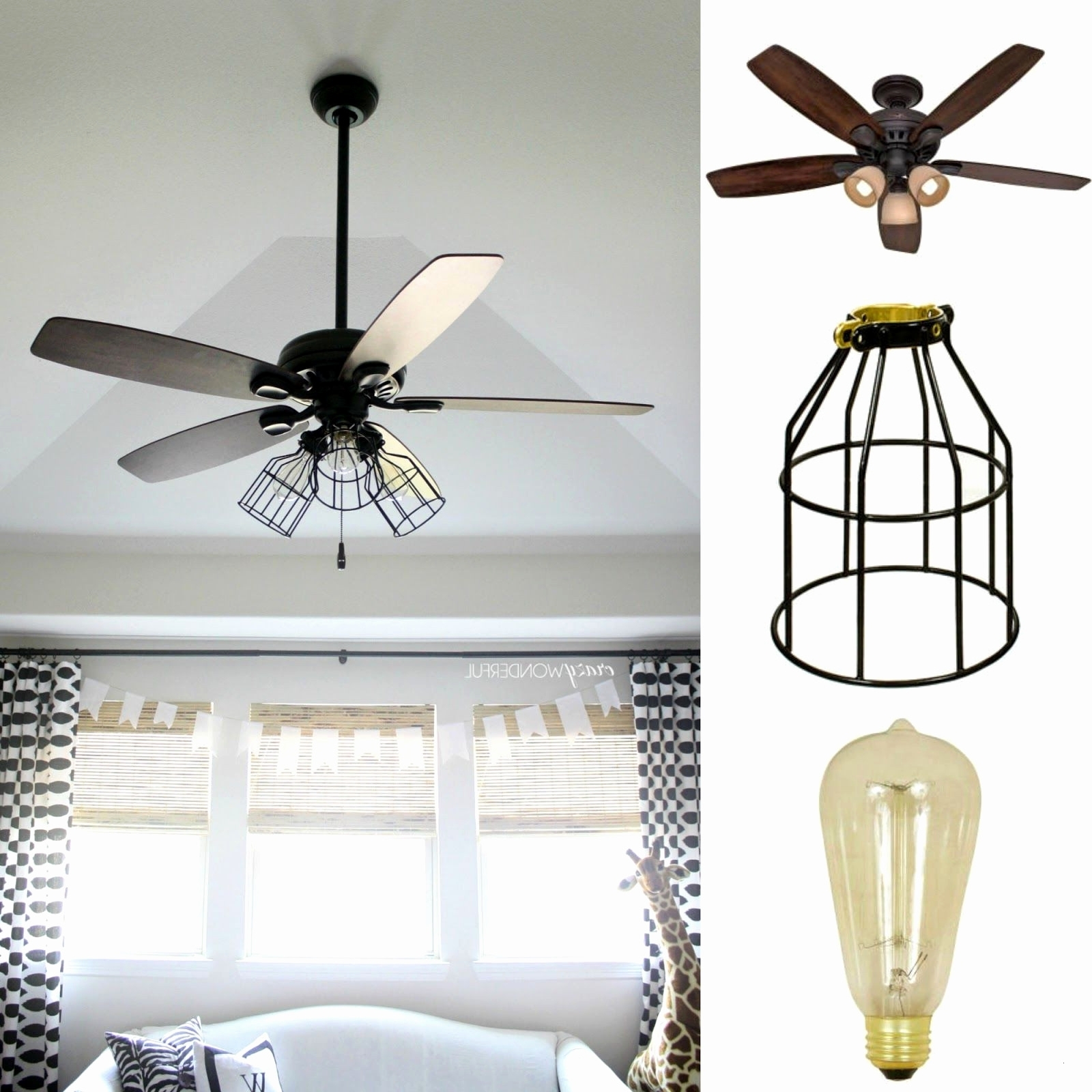 Most Current Outdoor Fan With Light Best Of 50 Best White Outdoor Ceiling Fan Throughout High End Outdoor Ceiling Fans (View 15 of 20)