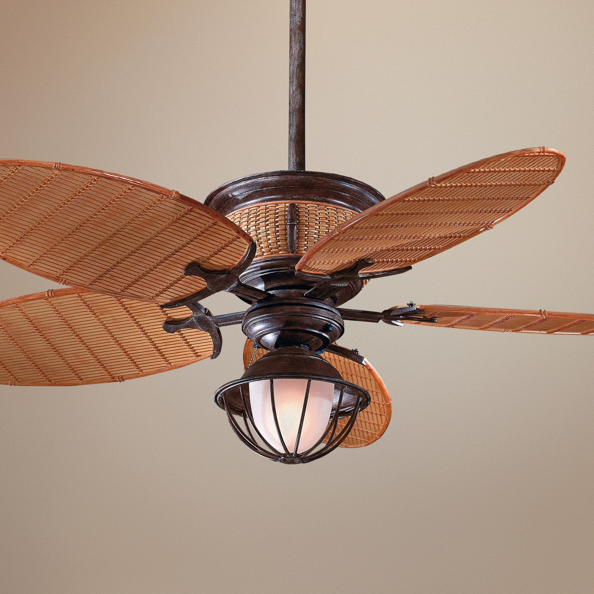 Most Current Page 66 Of Large Ceiling Fans Tags Caged Ceiling Fan With Light For Throughout Bamboo Outdoor Ceiling Fans (View 11 of 20)