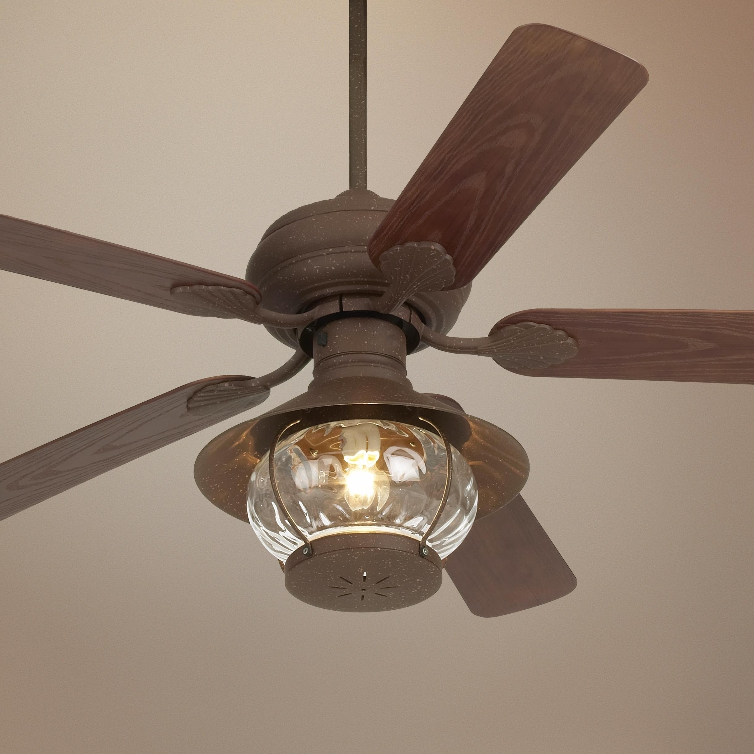 Most Popular Ceiling: Awesome Rustic Outdoor Ceiling Fans Rustic Ceiling Fans Within Outdoor Ceiling Fans With Lantern (View 4 of 20)