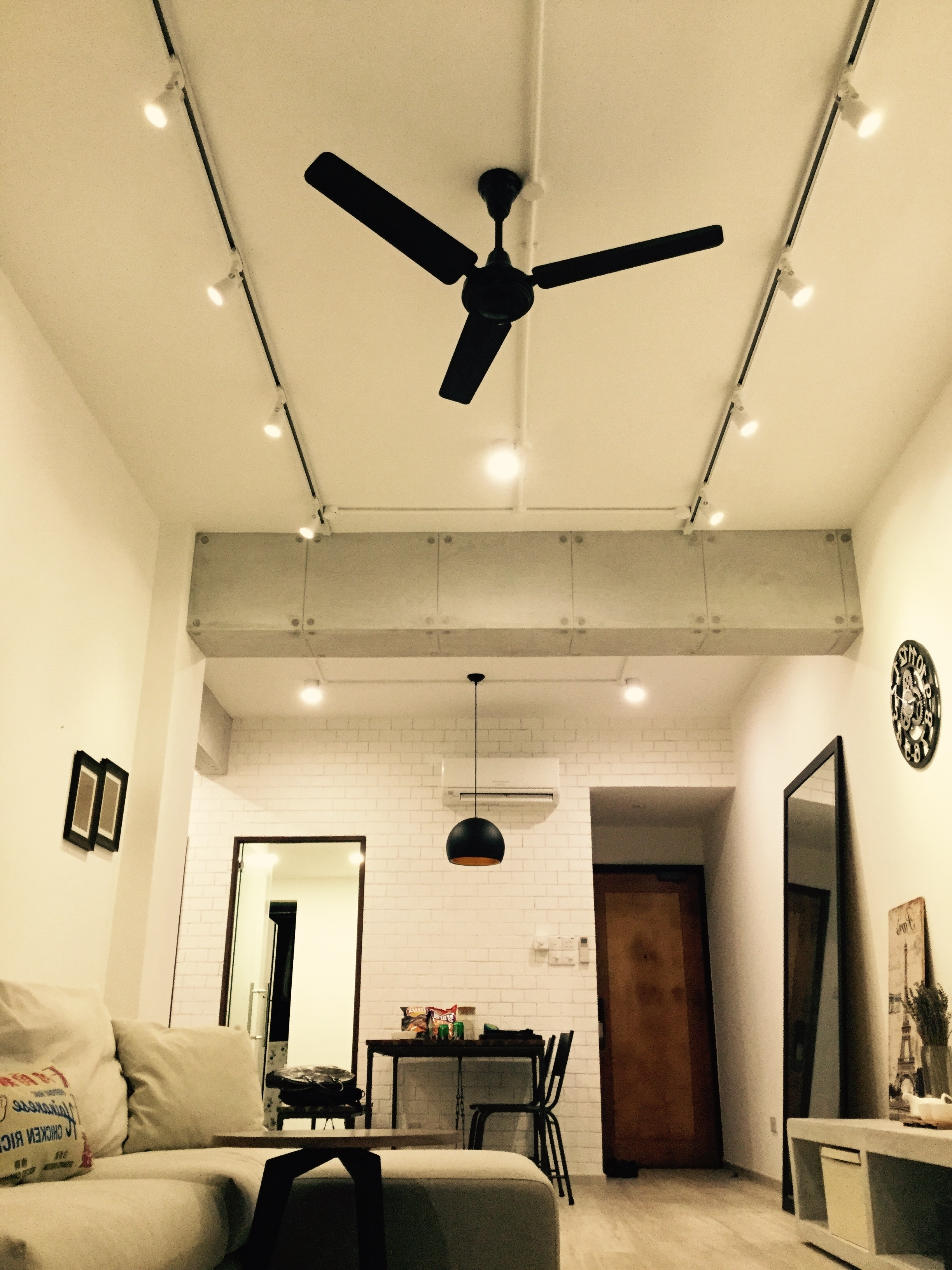 Most Popular Ceiling Track Lighting Unique Outdoor Ceiling Fan With Light Ceiling Intended For Outdoor Ceiling Fans With Pull Chain (View 15 of 20)