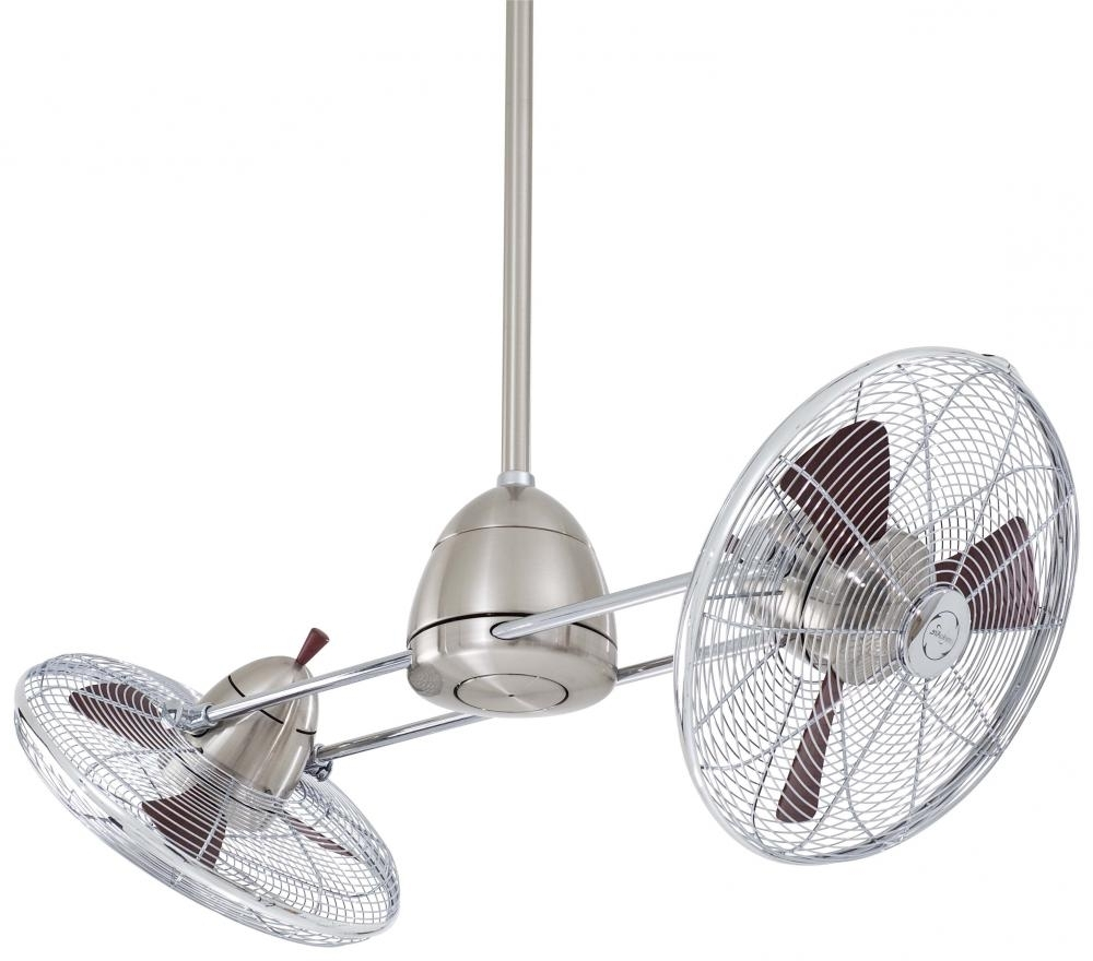 Most Popular Dual Head Outdoor Ceiling Fan – Photos House Interior And Fan In Outdoor Double Oscillating Ceiling Fans (View 5 of 20)