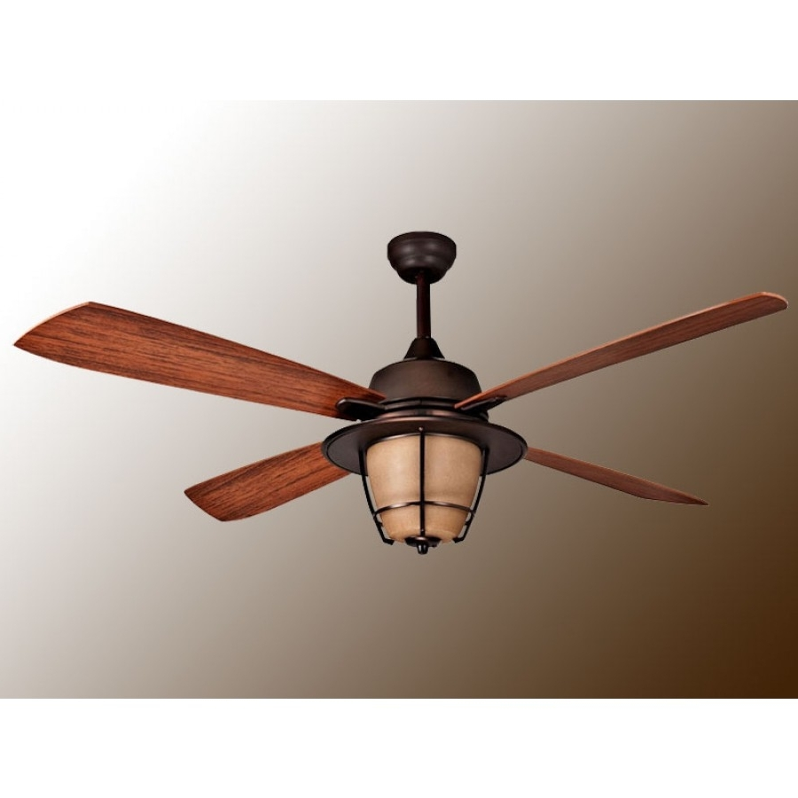 Most Popular Morrow Bayellington – Wet Rated Outdoor Ceiling Fan Regarding Ellington Outdoor Ceiling Fans (View 15 of 20)