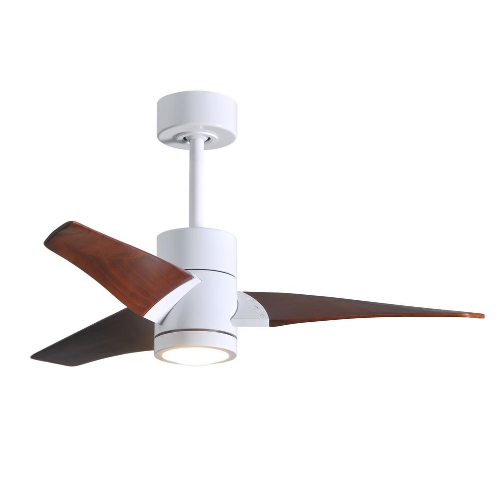 Most Popular Outdoor Ceiling Fans Under $200 Intended For Indoor/outdoor – Coastal – Ceiling Fans – Lighting – The Home Depot (Gallery 18 of 20)