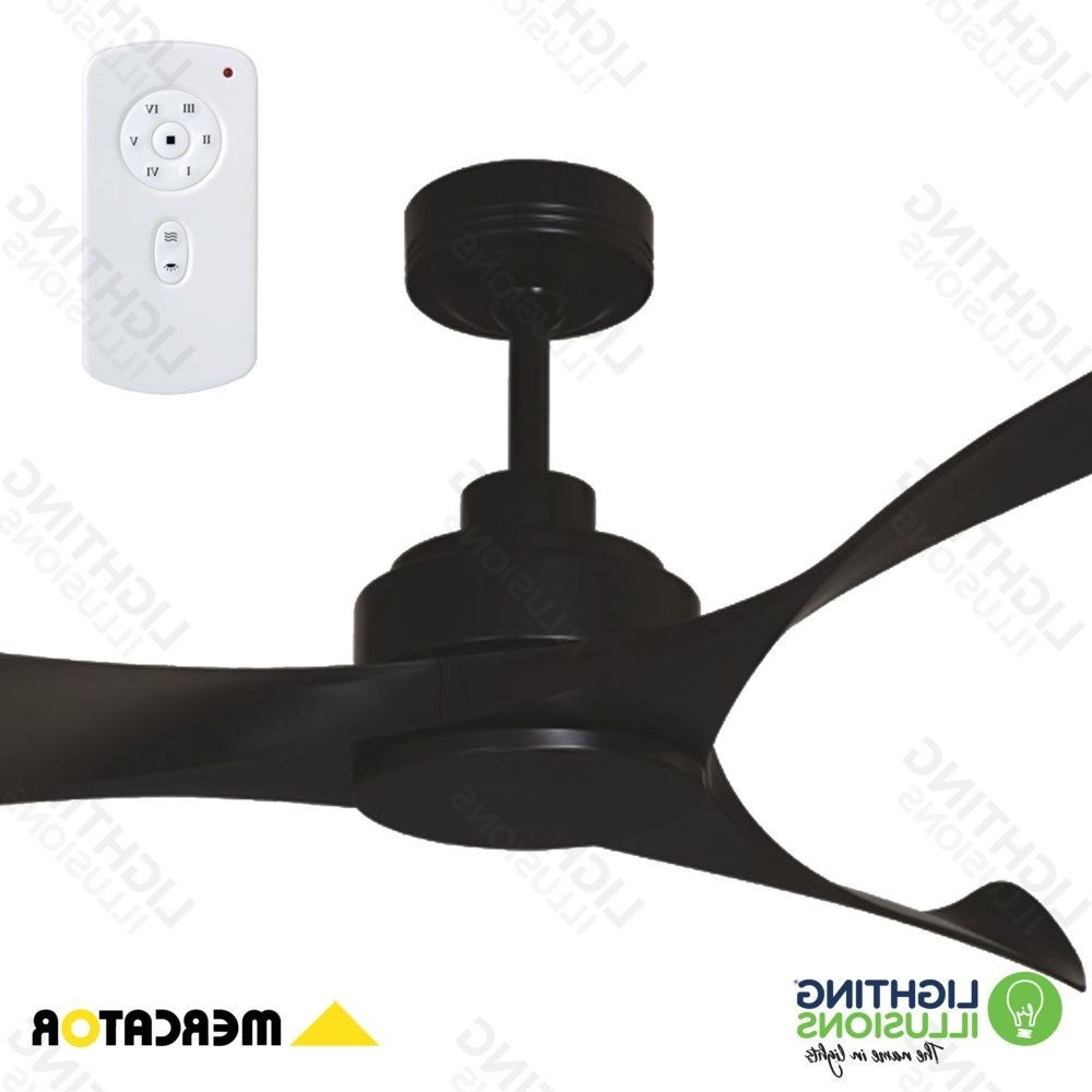 Most Popular Outdoor Ceiling Fans With Dimmable Light Pertaining To Dc Ceiling Fans – Ceiling Fans – Lighting Illusions Online (View 19 of 20)