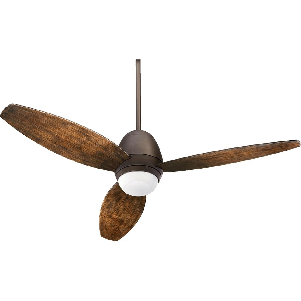 "Most Recent 142523 86 – Quorum International 142523 86 Bronx Patio 52"" 3 Blade With Regard To Quorum Outdoor Ceiling Fans (View 5 of 20)"