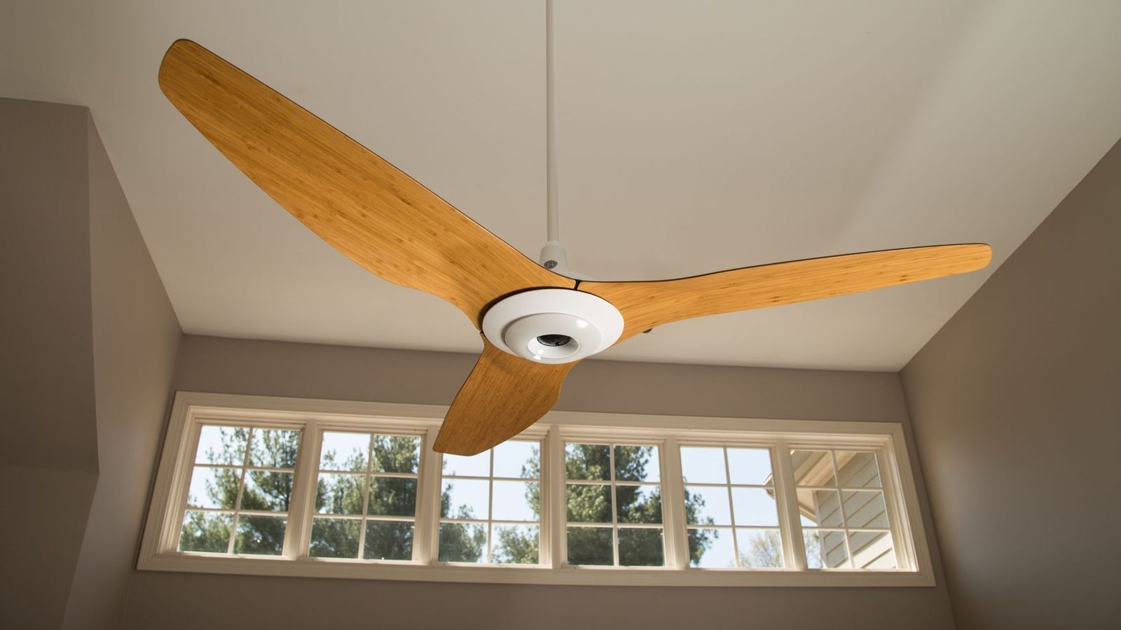 Most Recent Are Connected Ceiling Fans The Ultimate Smart Home Splurge? – Cnet Intended For Expensive Outdoor Ceiling Fans (View 16 of 20)