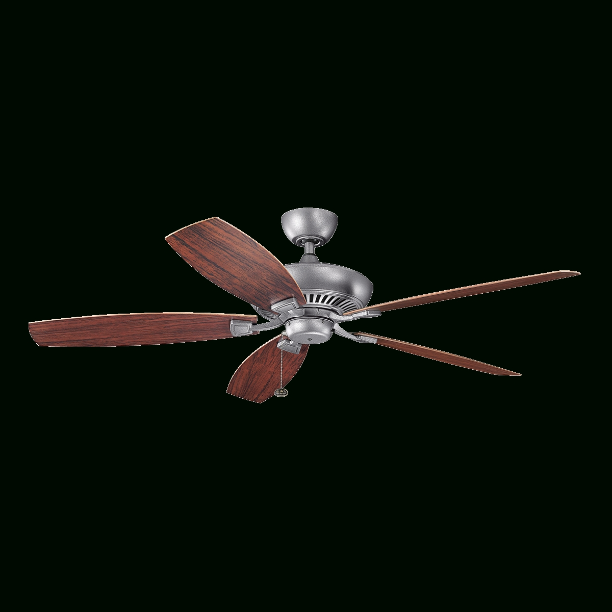"Most Recent Canfield Xl Patio 60"" Ceiling Fan In Tzp With Energy Star Outdoor Ceiling Fans With Light (View 16 of 20)"