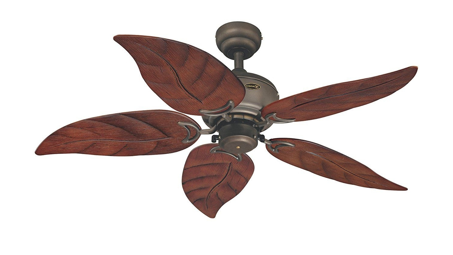 Most Recently Released 48 Inch Outdoor Ceiling Fans With Light For Westinghouse 7861920 Oasis Single Light 48 Inch Five Blade Indoor (View 15 of 20)