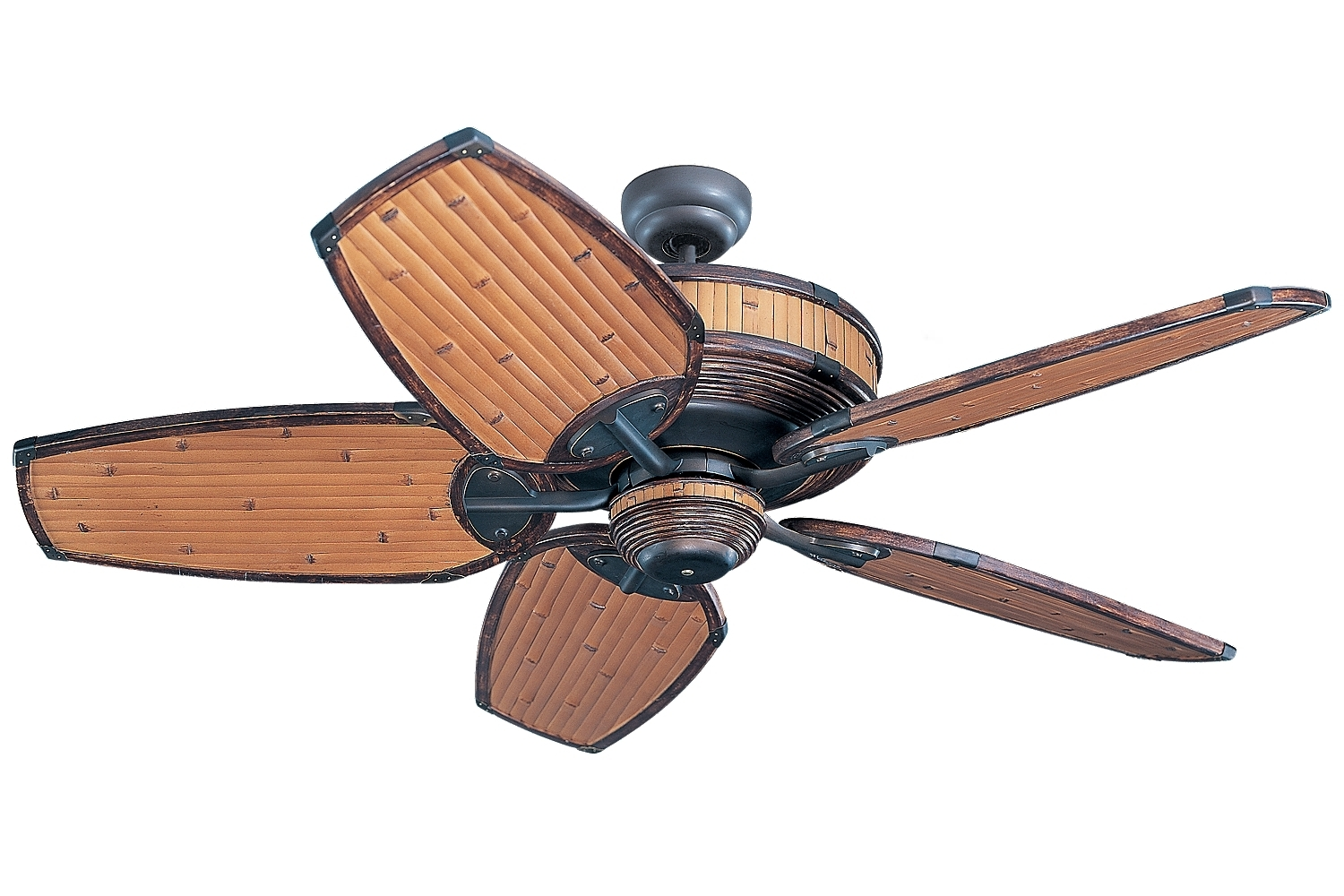 Most Recently Released Bamboo Outdoor Ceiling Fans Within Ceiling Fanthe Monte Carlo Fan Company (View 12 of 20)