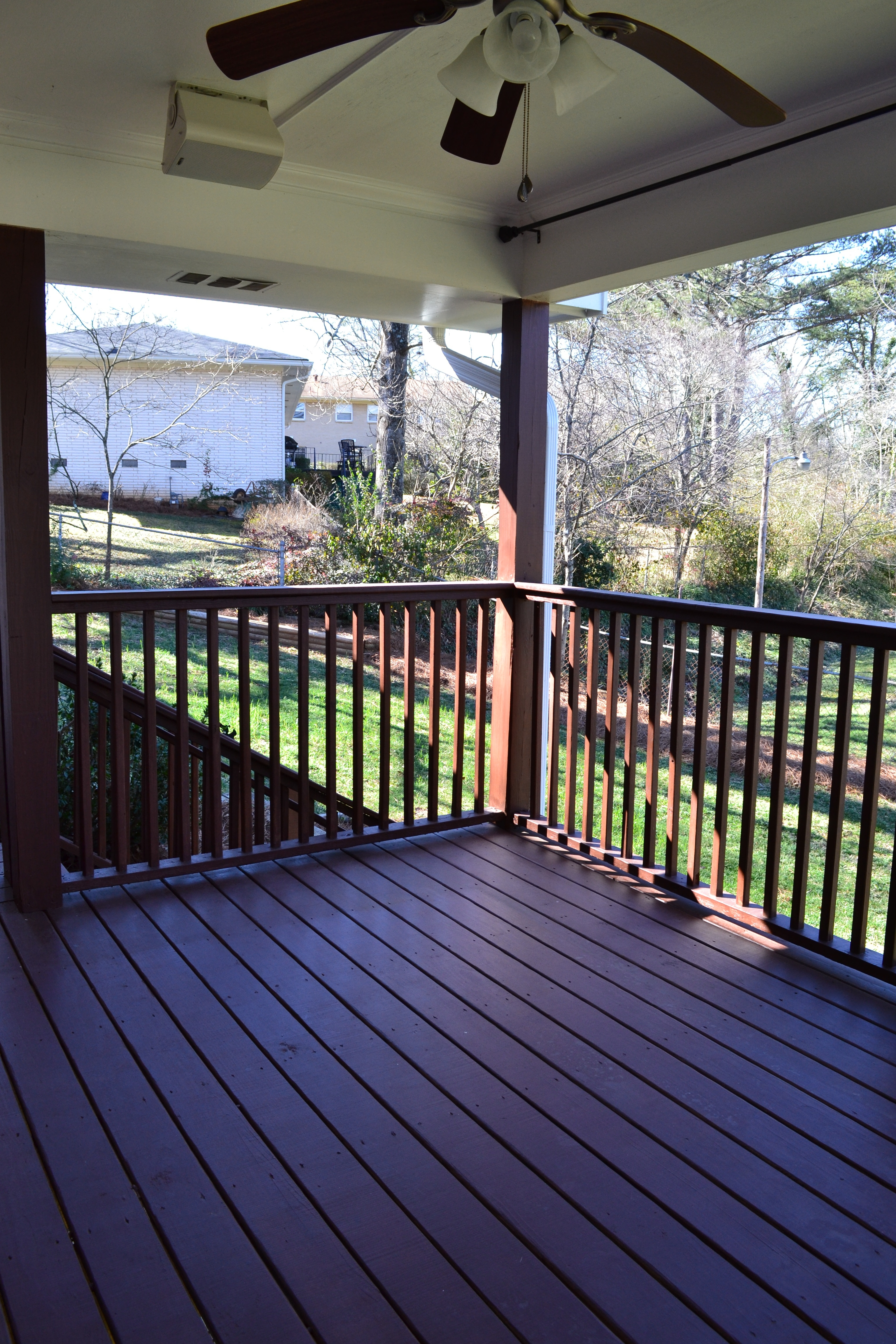 Most Recently Released New Covered Deck With Ceiling Fan And Outdoor Speakers – Vision With Outdoor Ceiling Fans For Decks (View 9 of 20)