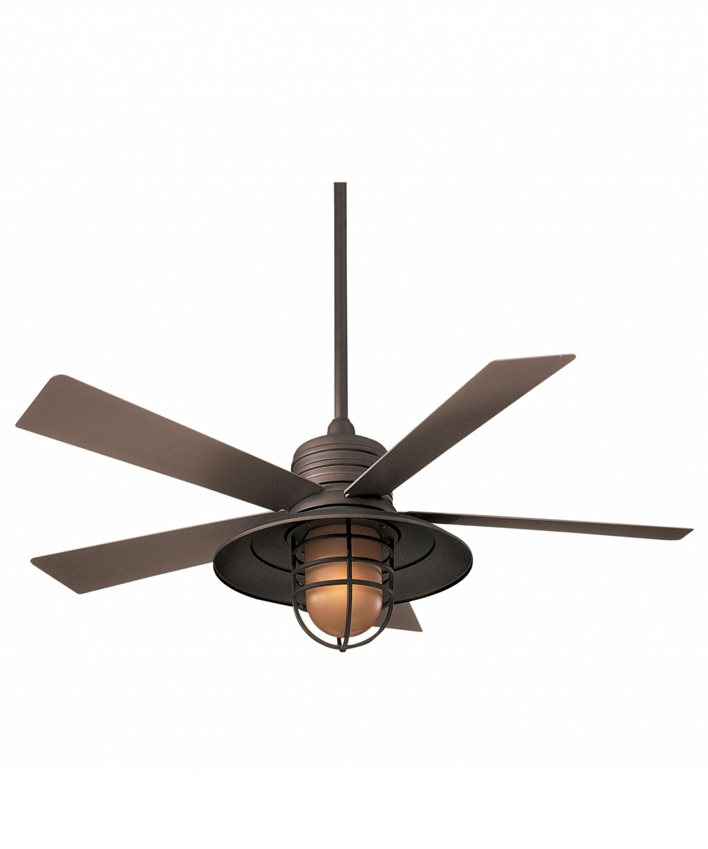 Most Up To Date Interior Design: Outside Ceiling Fans Elegant Tropical Ceiling Fans Intended For Outdoor Ceiling Fans For Windy Areas (View 7 of 20)